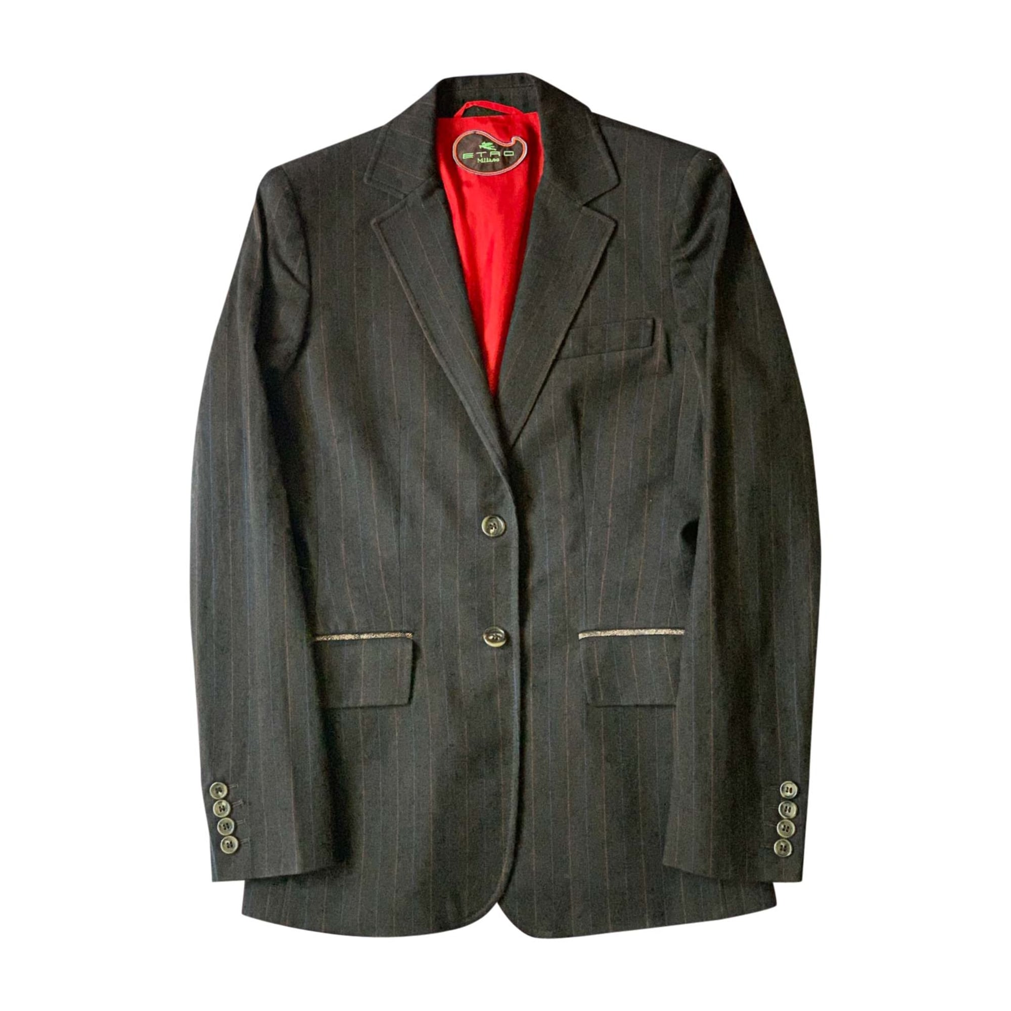 Blazer, veste tailleur ETRO Marron
