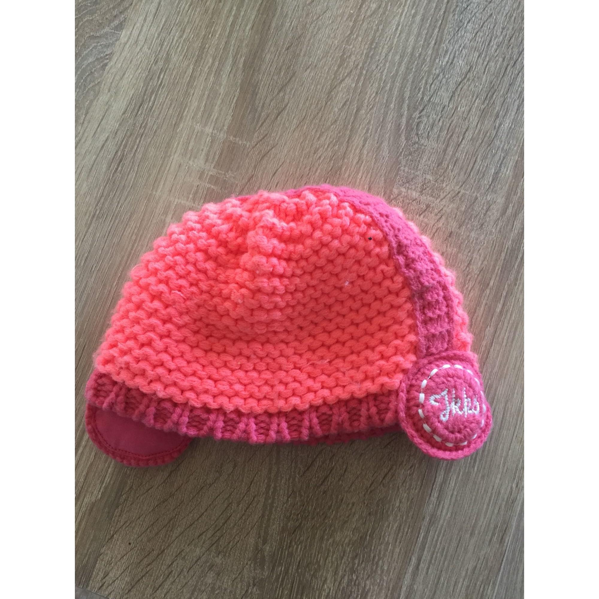 Mütze IKKS Pink,  altrosa