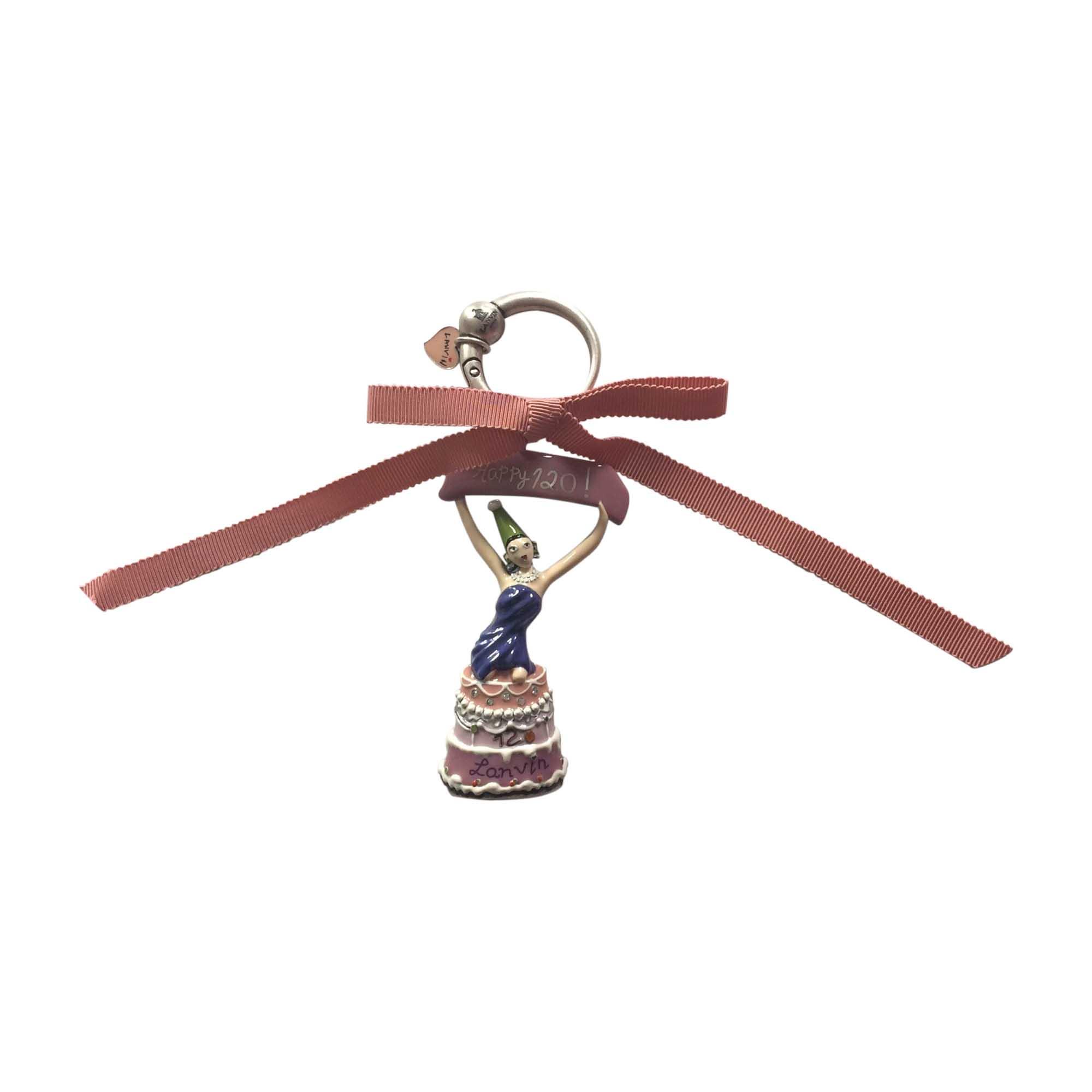 Porte-clés LANVIN Multicouleur