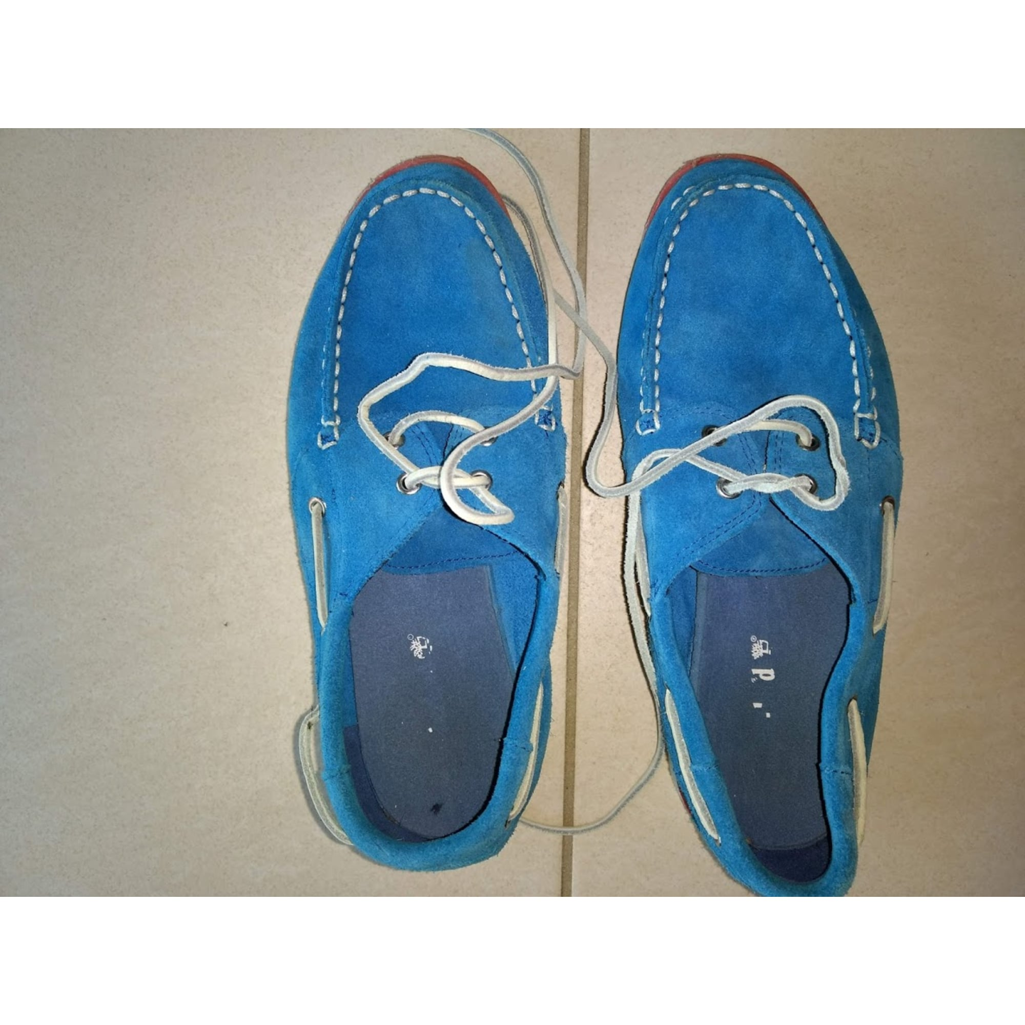 Loafers TIMBERLAND Blue, navy, turquoise