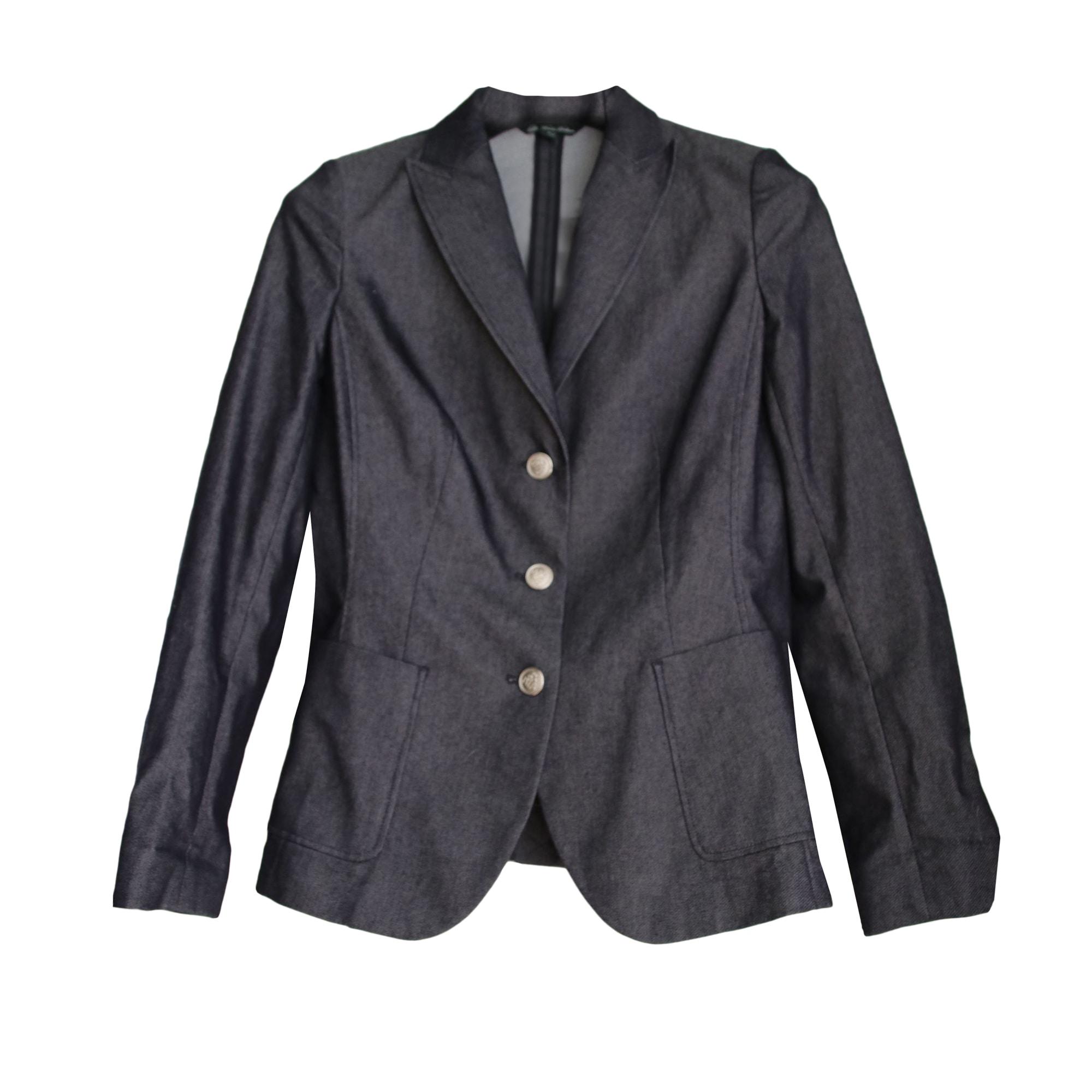 Blazer, veste tailleur BROOKS BROTHERS Bleu, bleu marine, bleu turquoise