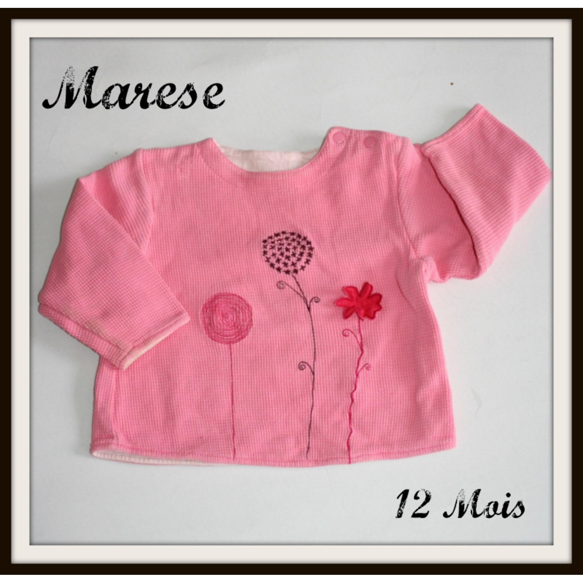 Sweatshirt MARÈSE Pink, fuchsia, light pink
