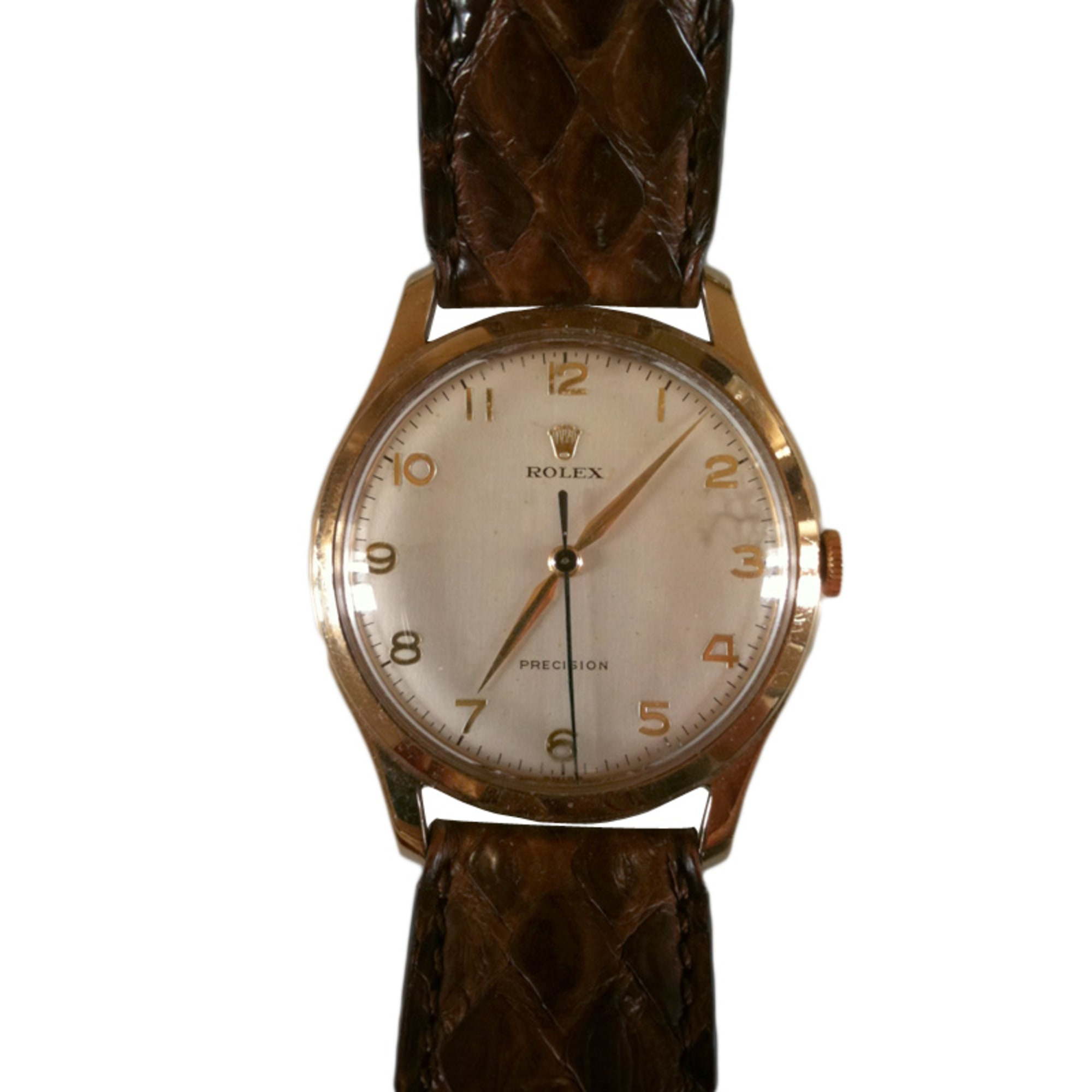 Armbanduhr ROLEX Gold, Bronze, Kupfer