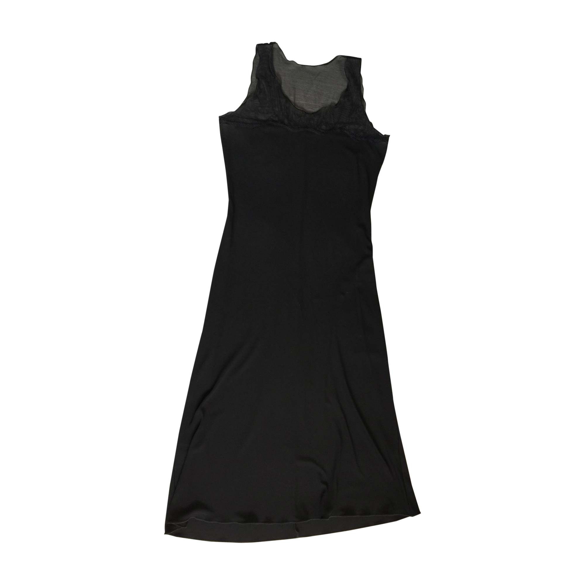 Robe mi-longue ARMANI Noir