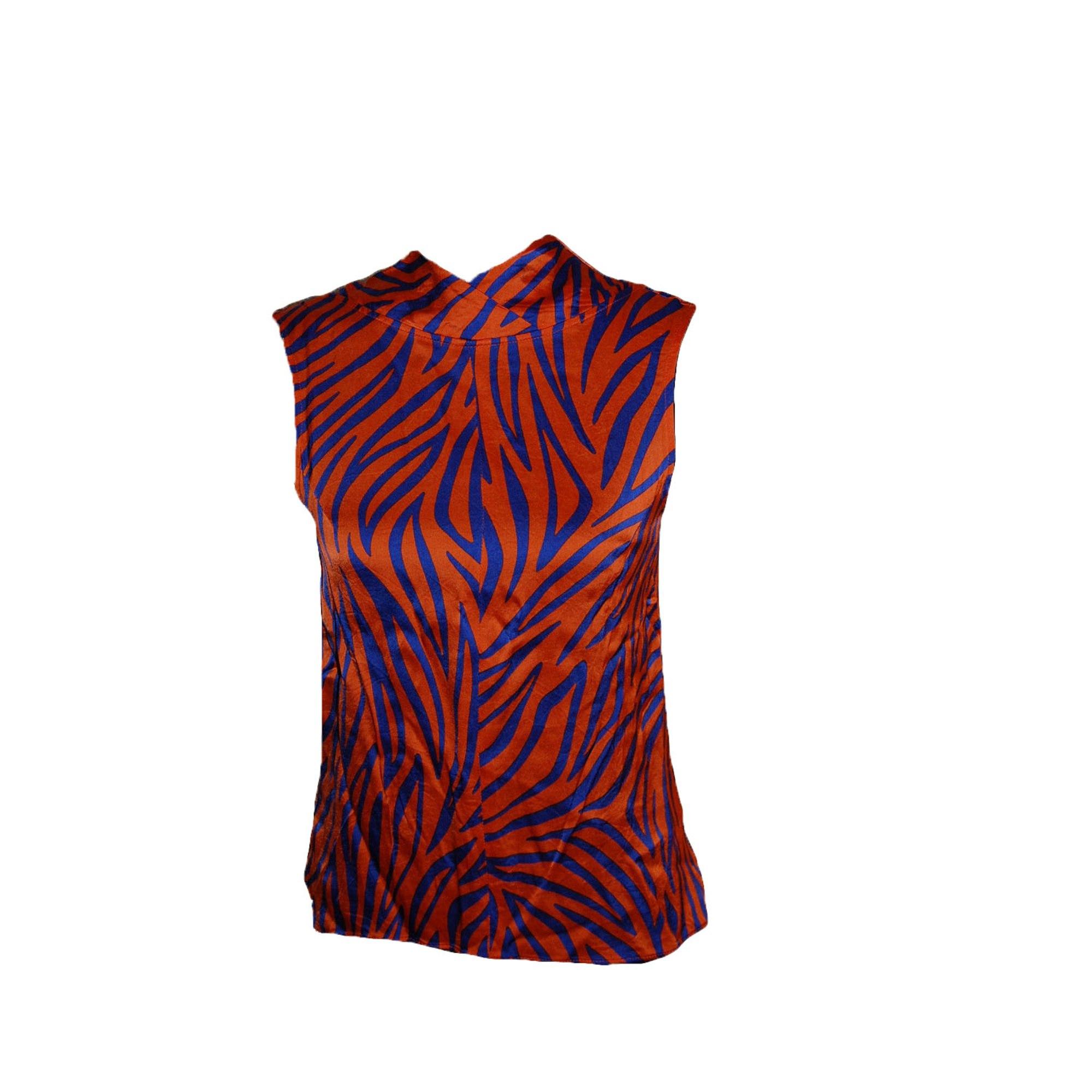 Top, tee-shirt TARA JARMON Orange