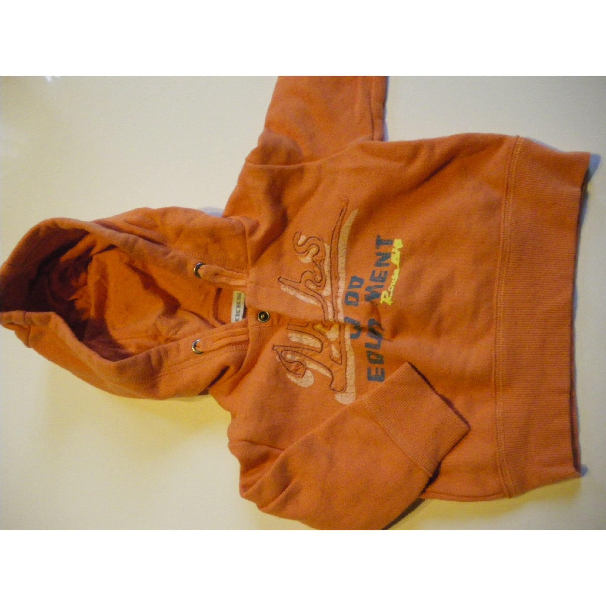 Sweat IKKS Orange