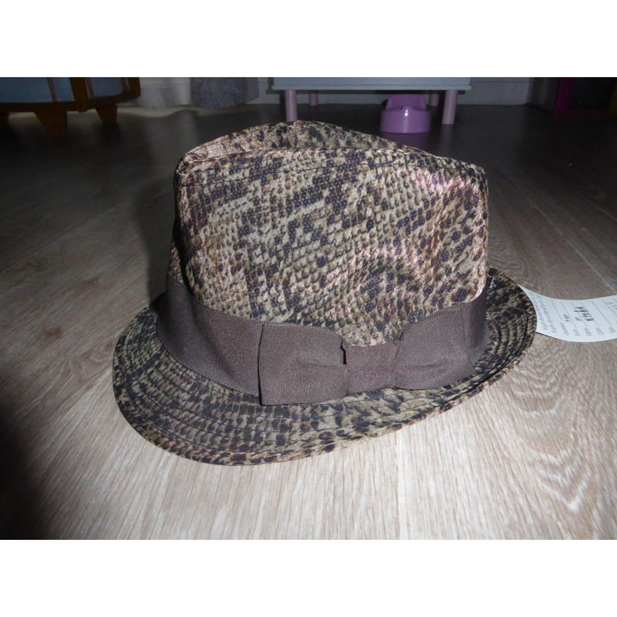 Chapeau MOA Imprimés animaliers
