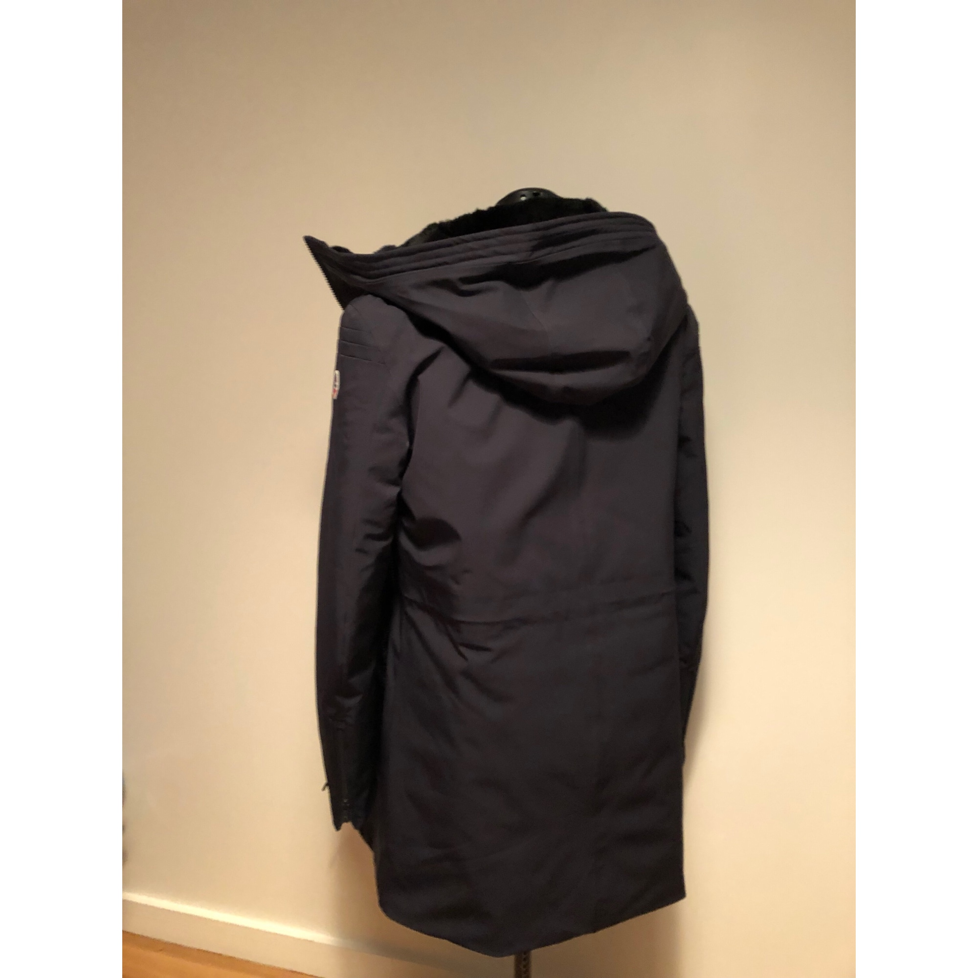 Manteau Giez Fur : Manteau masculin garni de duvet de canard