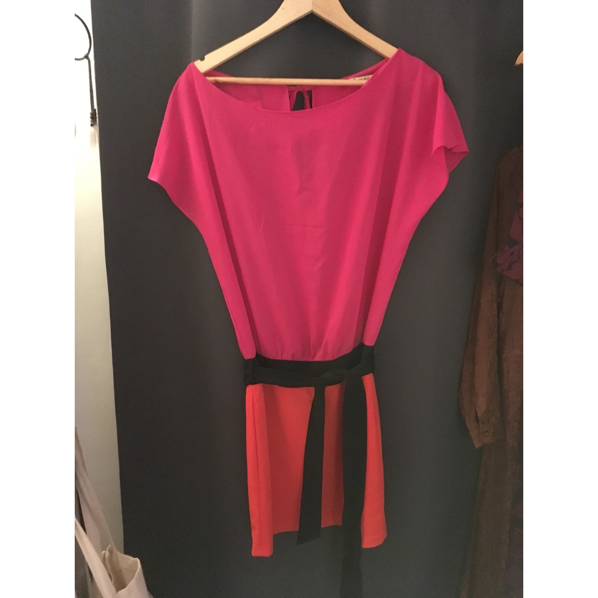 Robe courte LUCY & CO Multicouleur