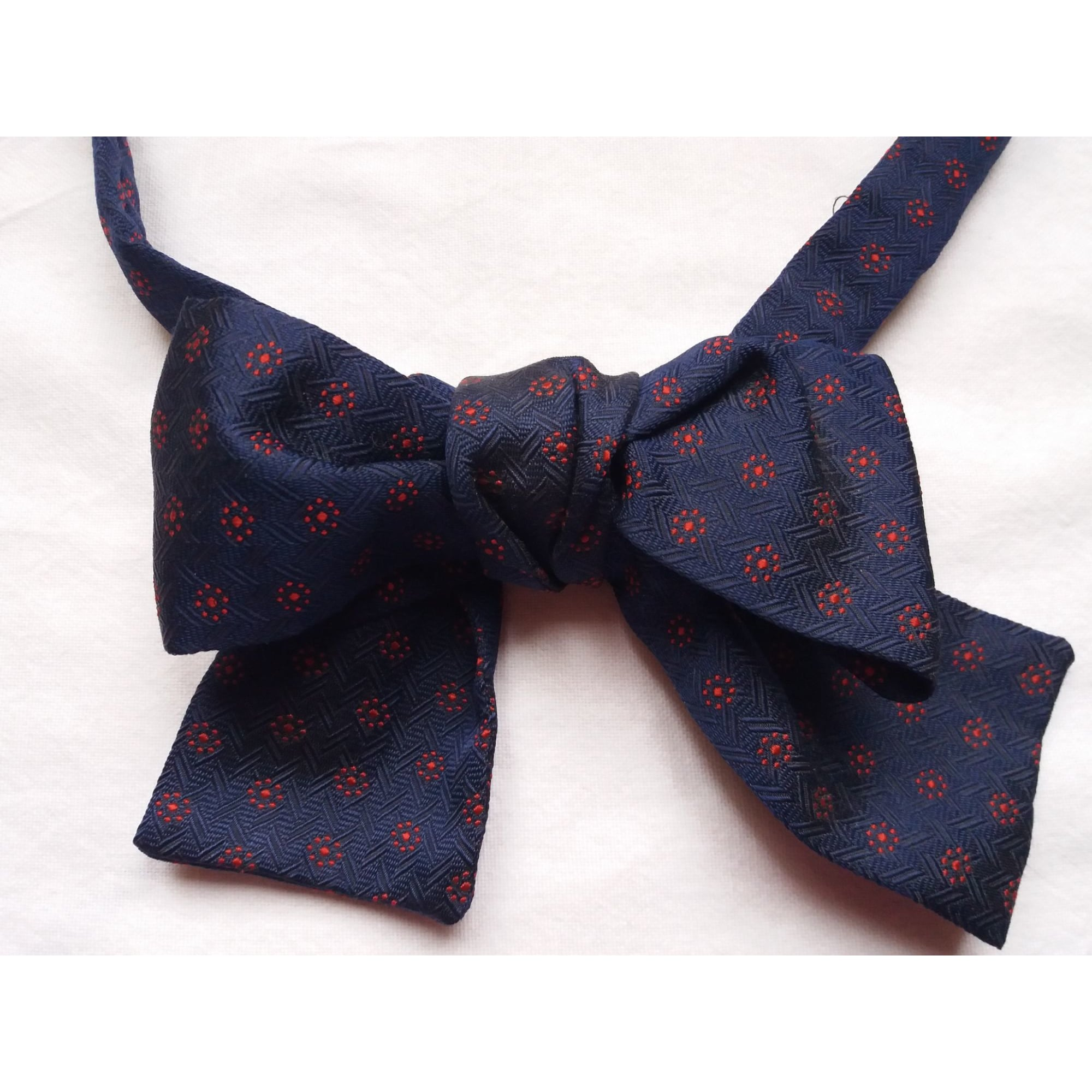 Bow Tie PATAYA Blue, navy, turquoise