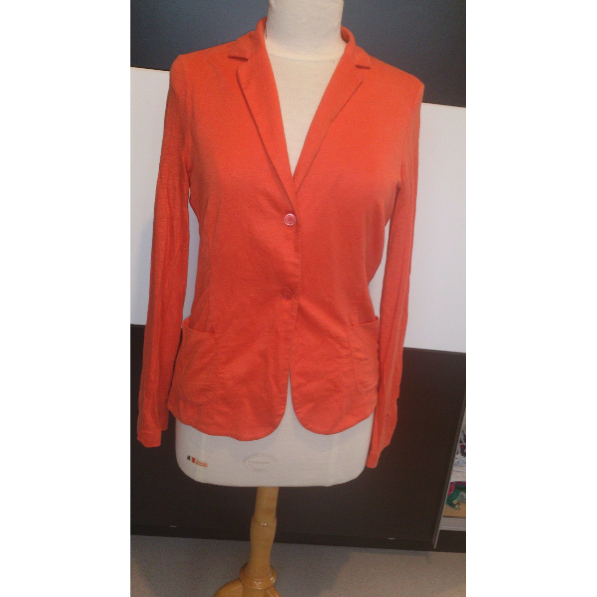Veste MAJESTIC Orange