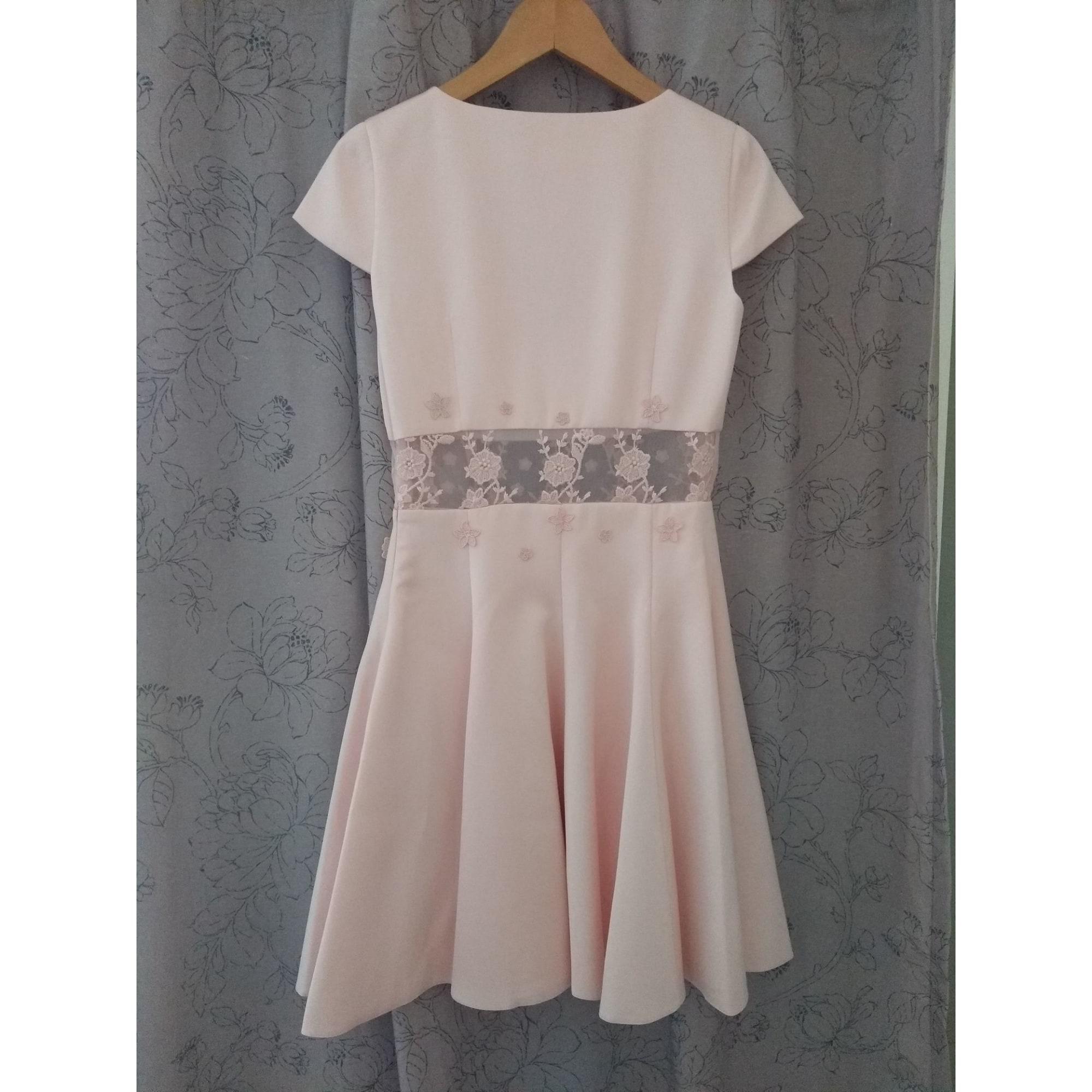 Robe courte RIME ARODAKY 38 (M, T2) rose - 8607334