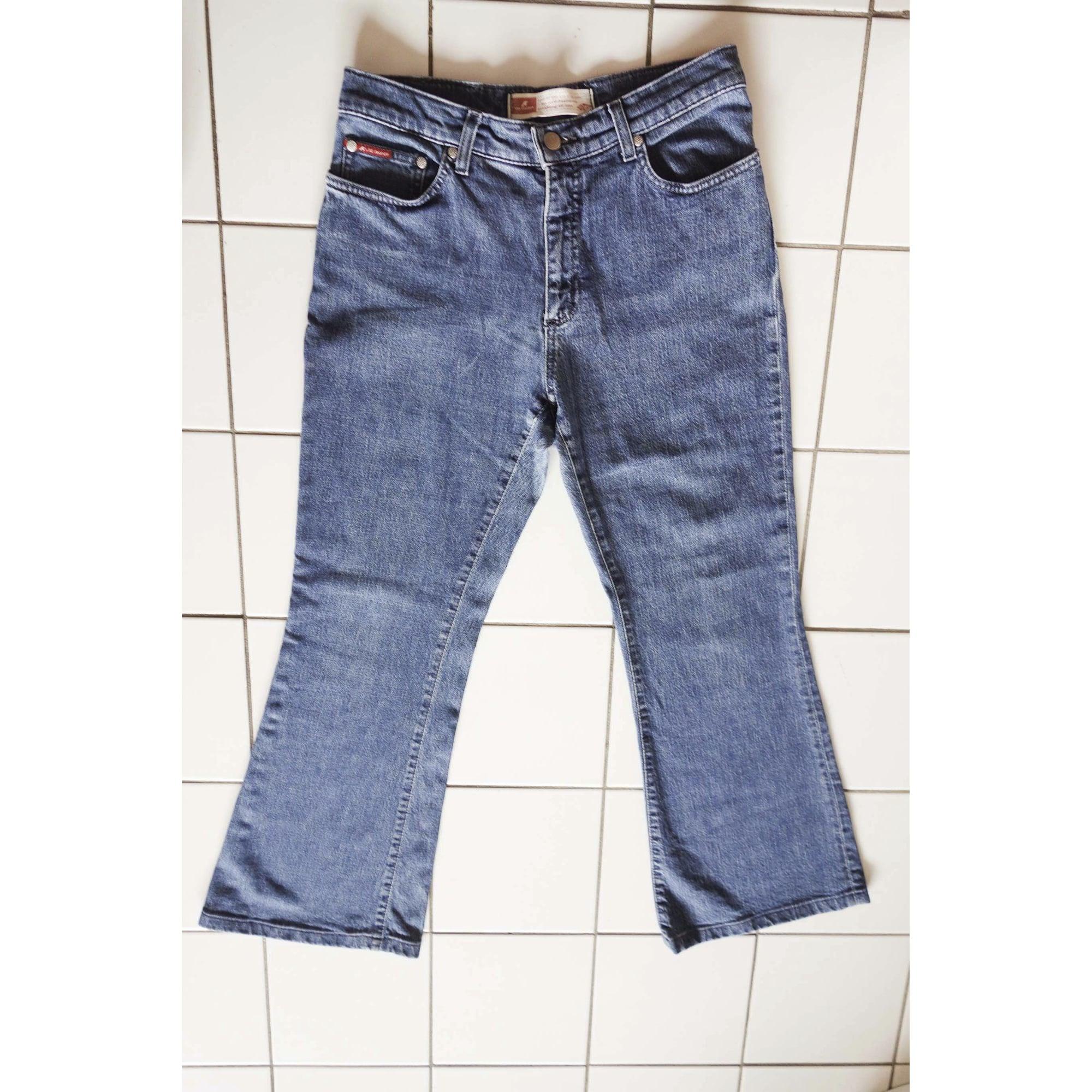 Jeans évasé, boot-cut LEE COOPER Bleu, bleu marine, bleu turquoise