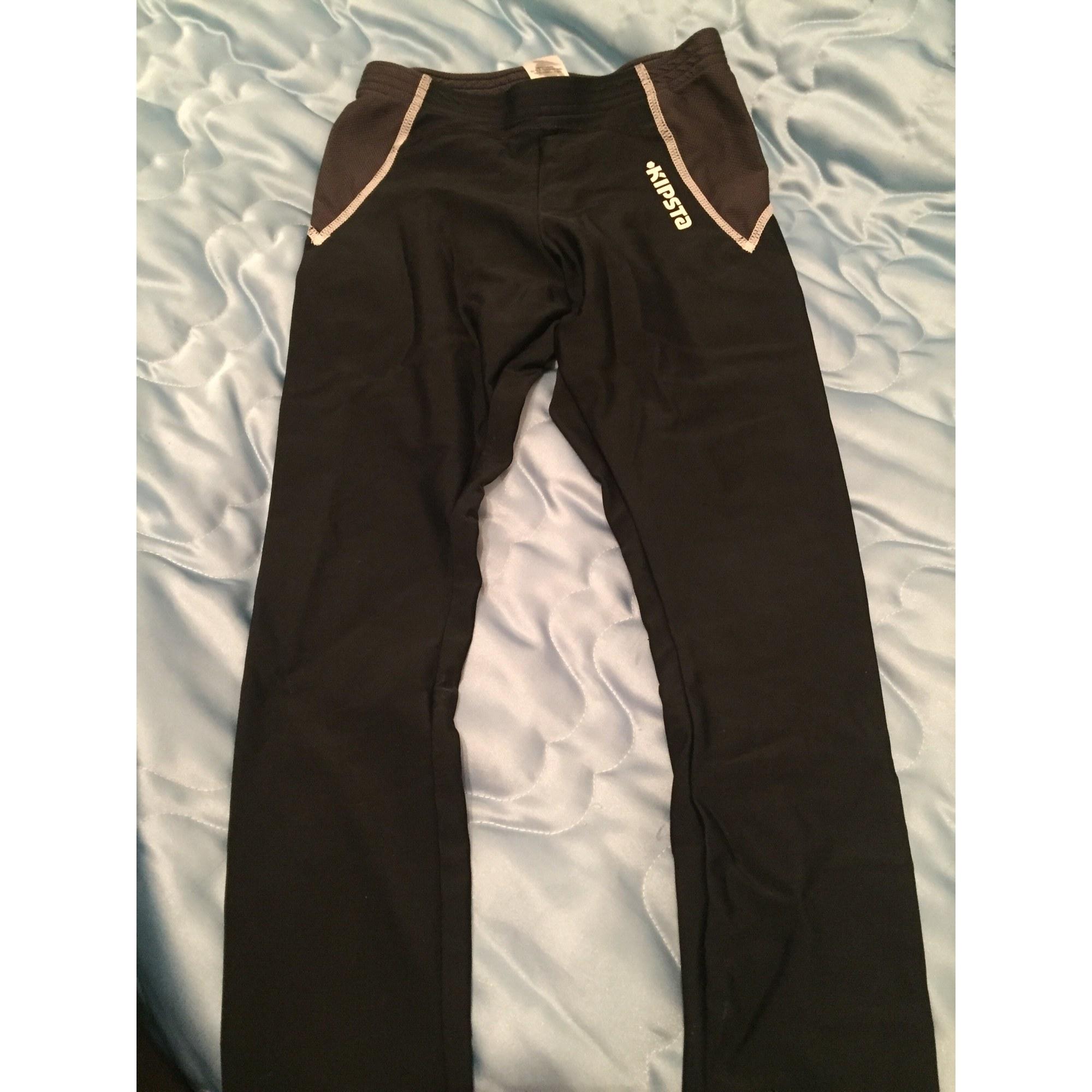 Pantalon KIPSTA Noir