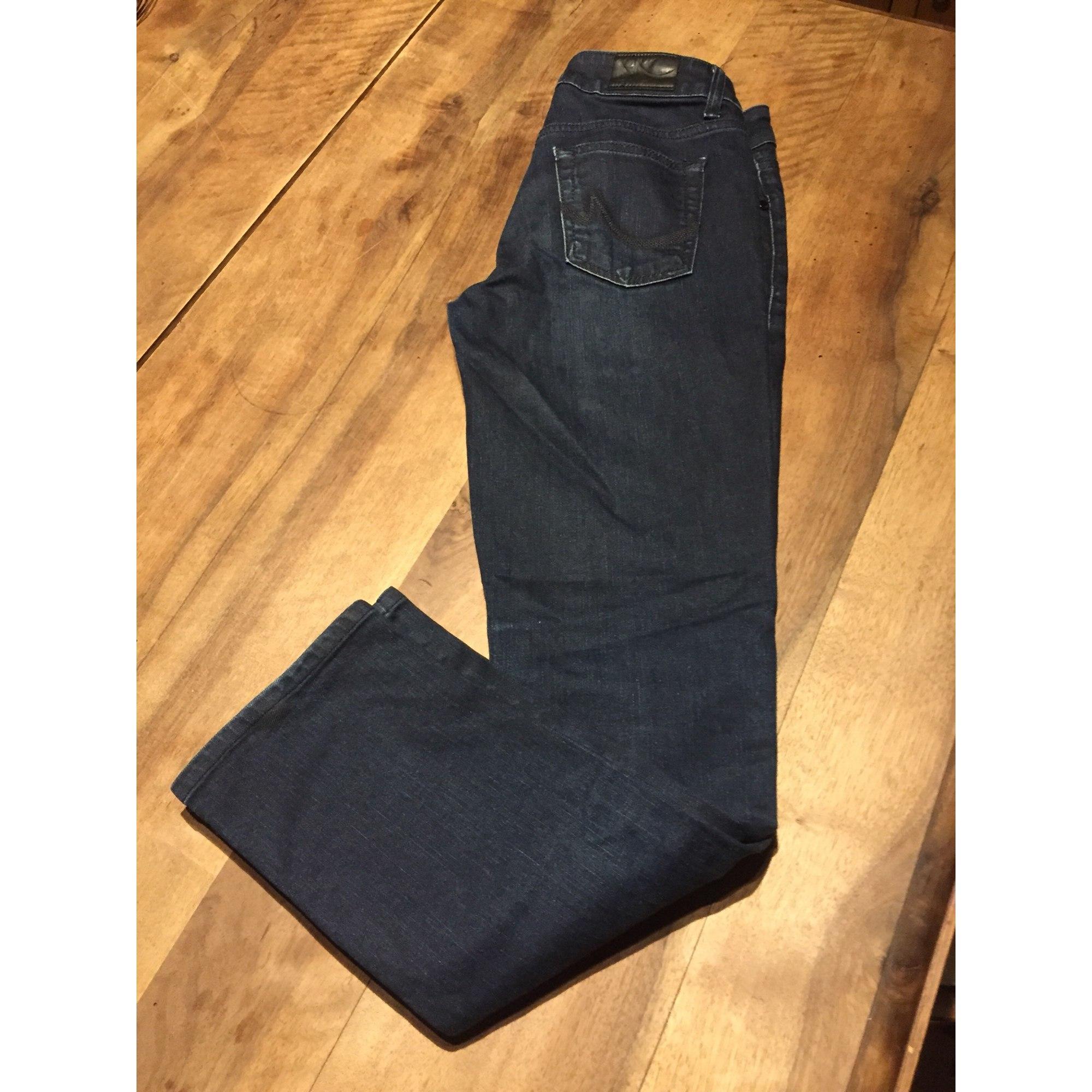 Straight Leg Pants LTB Blue, navy, turquoise