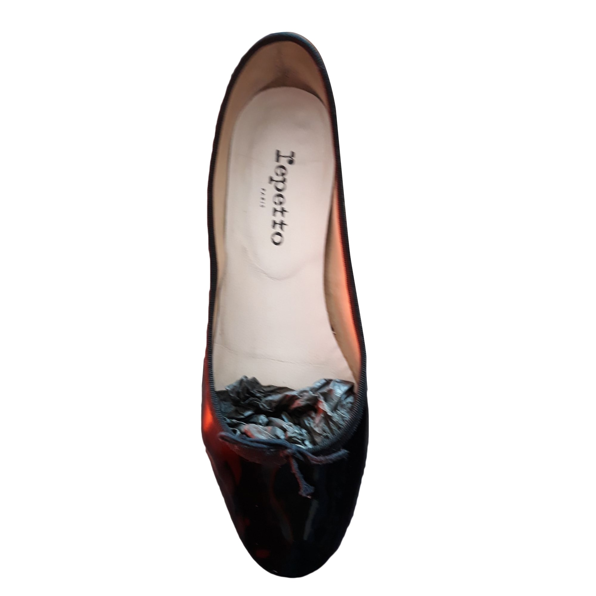 Ballerines REPETTO Noir