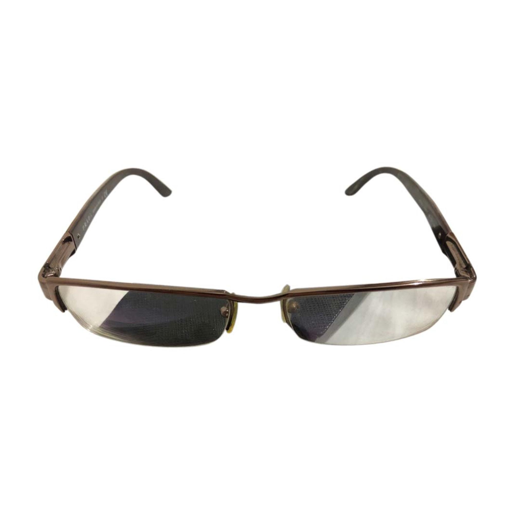 Eyeglass Frames PRADA Beige, camel
