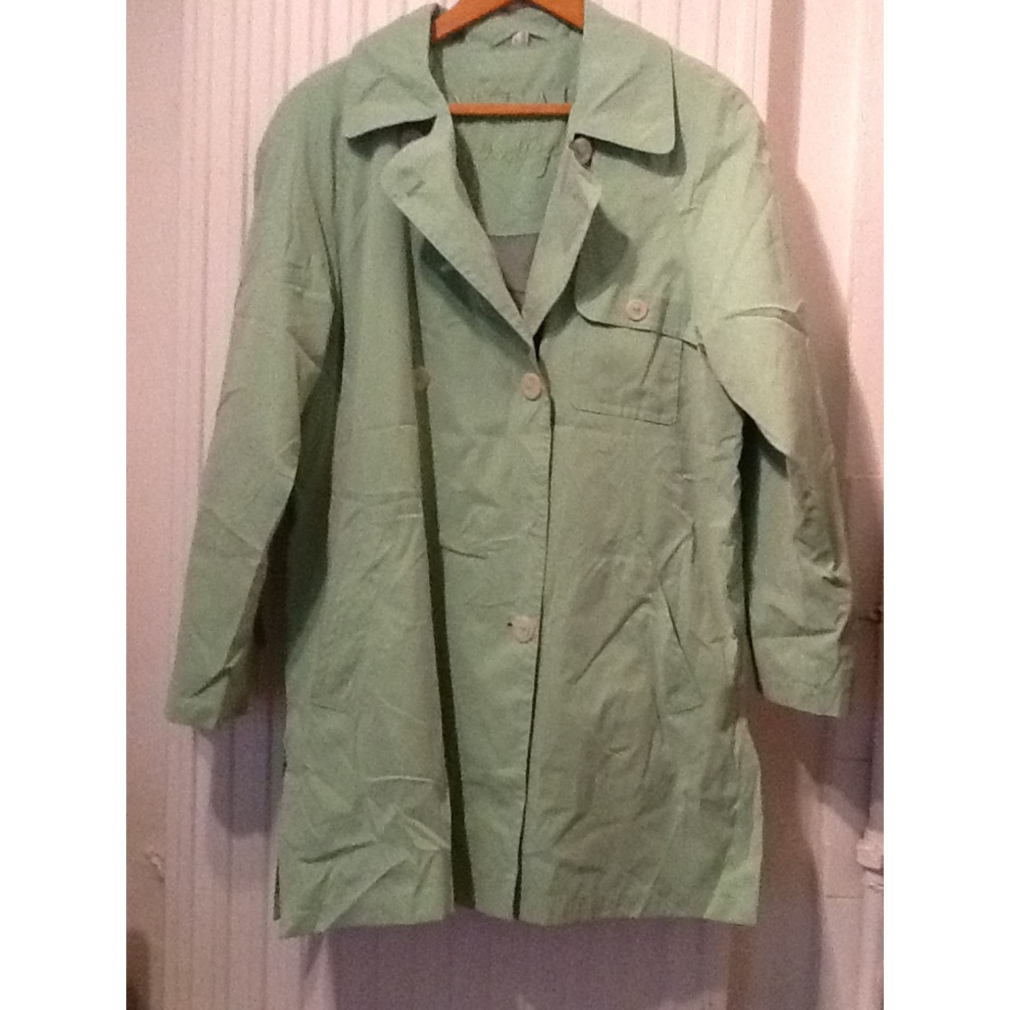 Imperméable, trench WEAR DAILY Vert