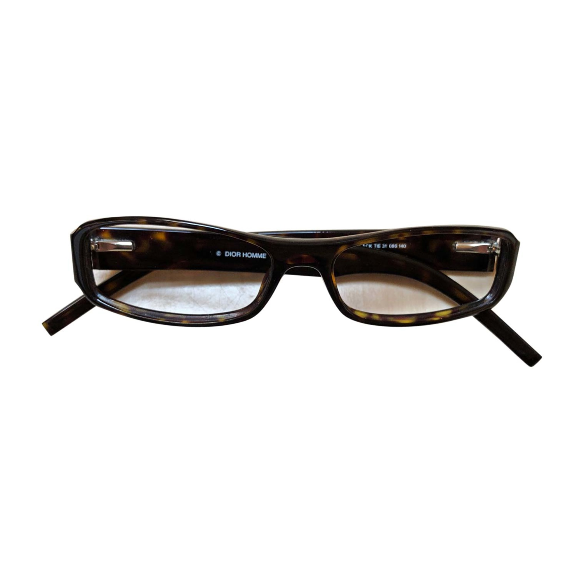 Eyeglass Frames DIOR Brown