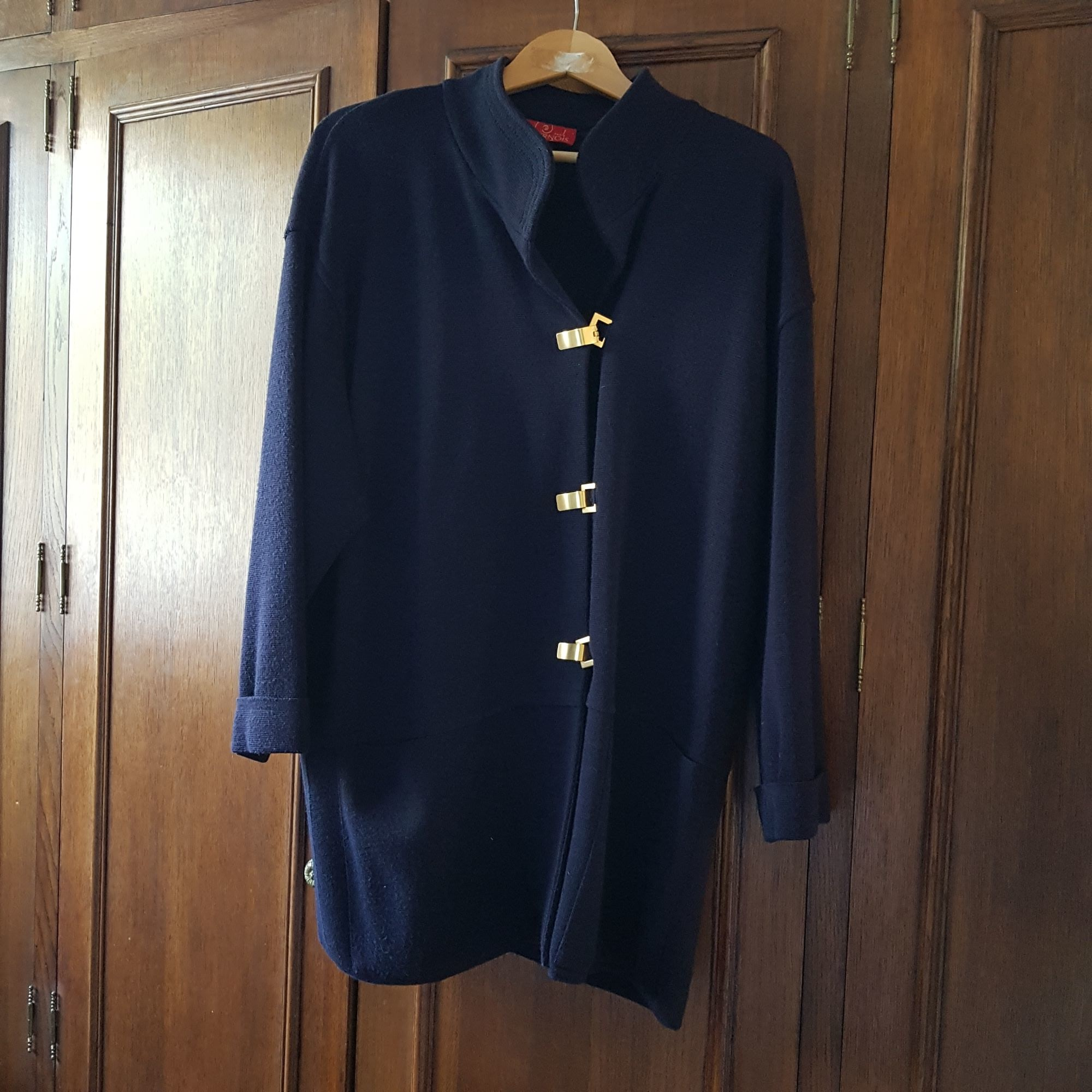Gilet, cardigan DEVERNOIS Bleu, bleu marine, bleu turquoise