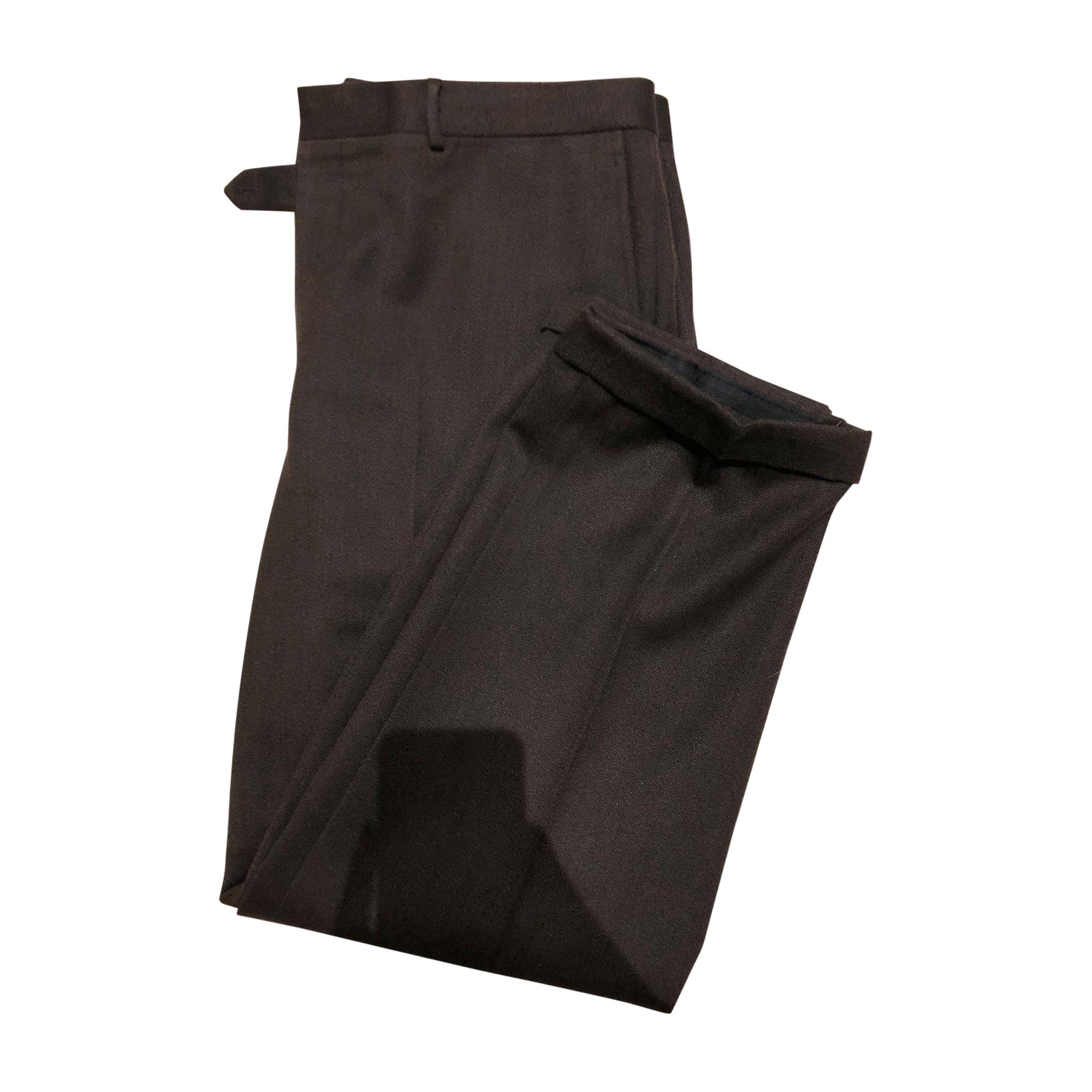 Pantalon de costume RALPH LAUREN Marron