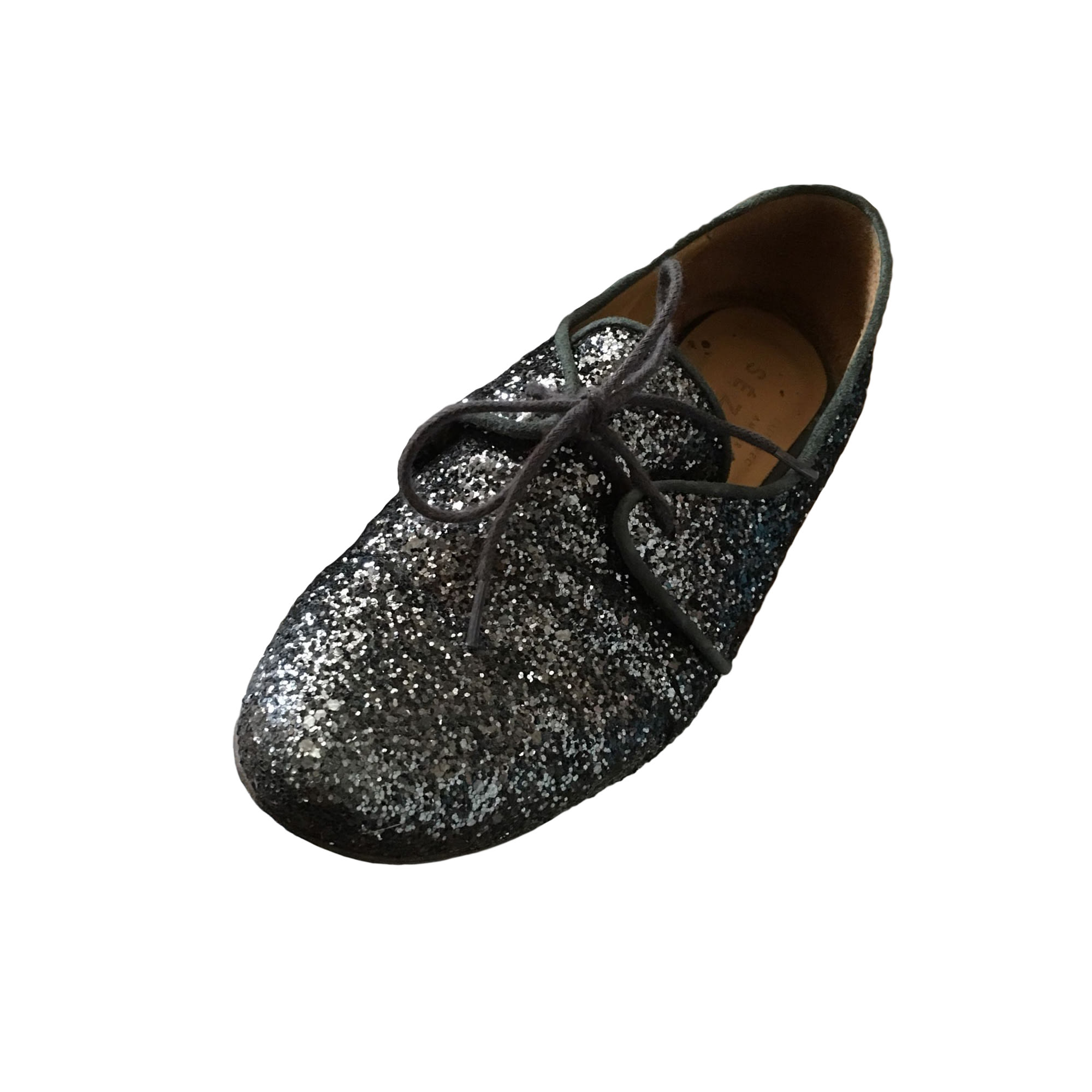 Chaussures à lacets  SÉZANE Gris, anthracite