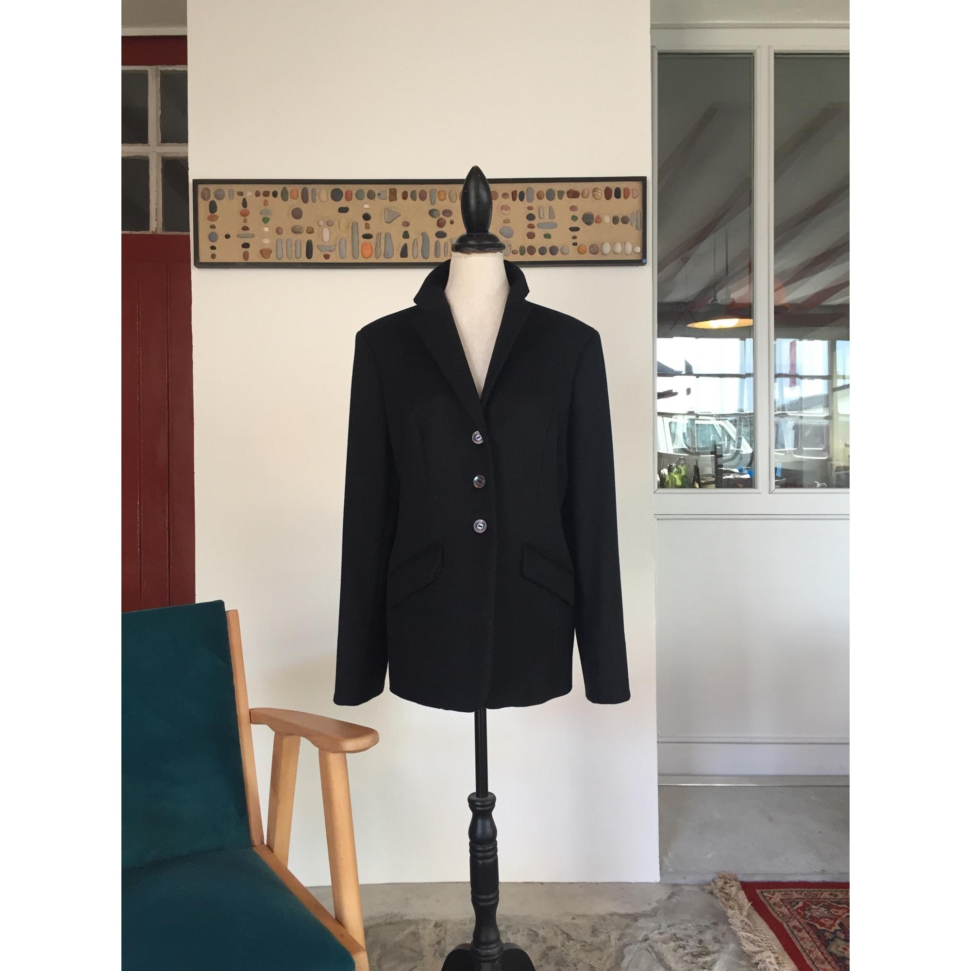 Veste OLIVER GRANT 46 (XXL) noir vendu par Bernardino 8765301