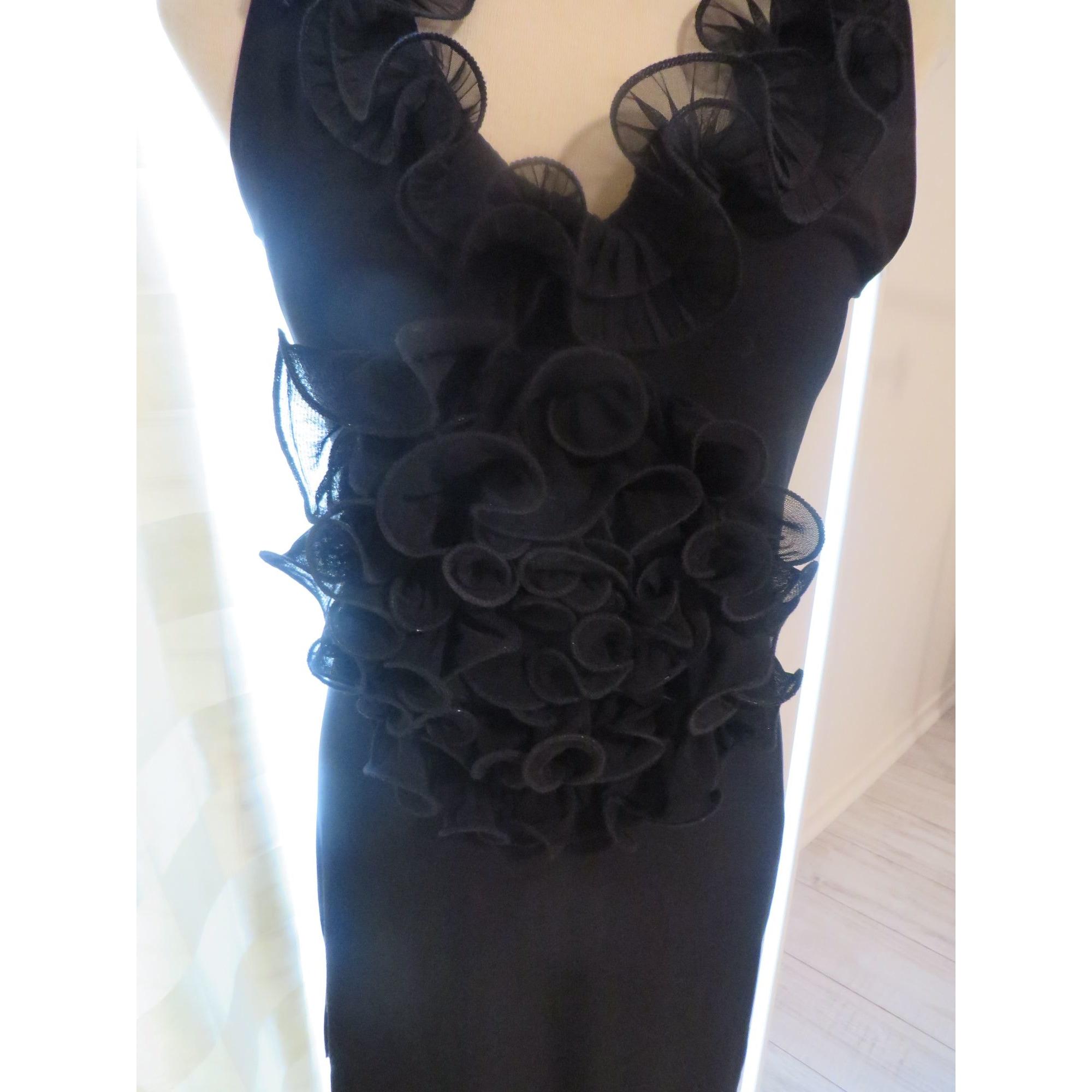 Robe courte JOUBERT DESIGN Noir