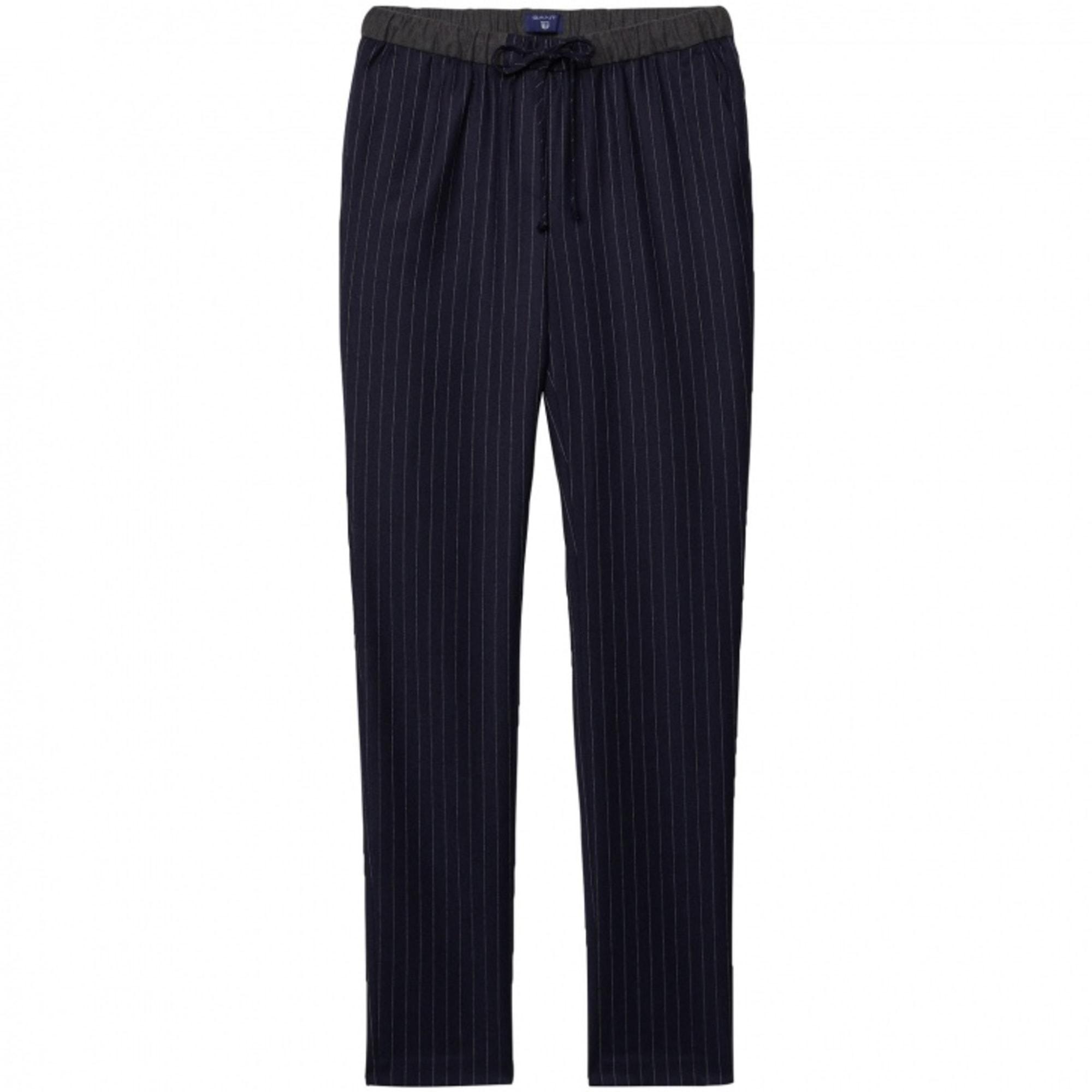 Pantalon droit GANT Bleu, bleu marine, bleu turquoise