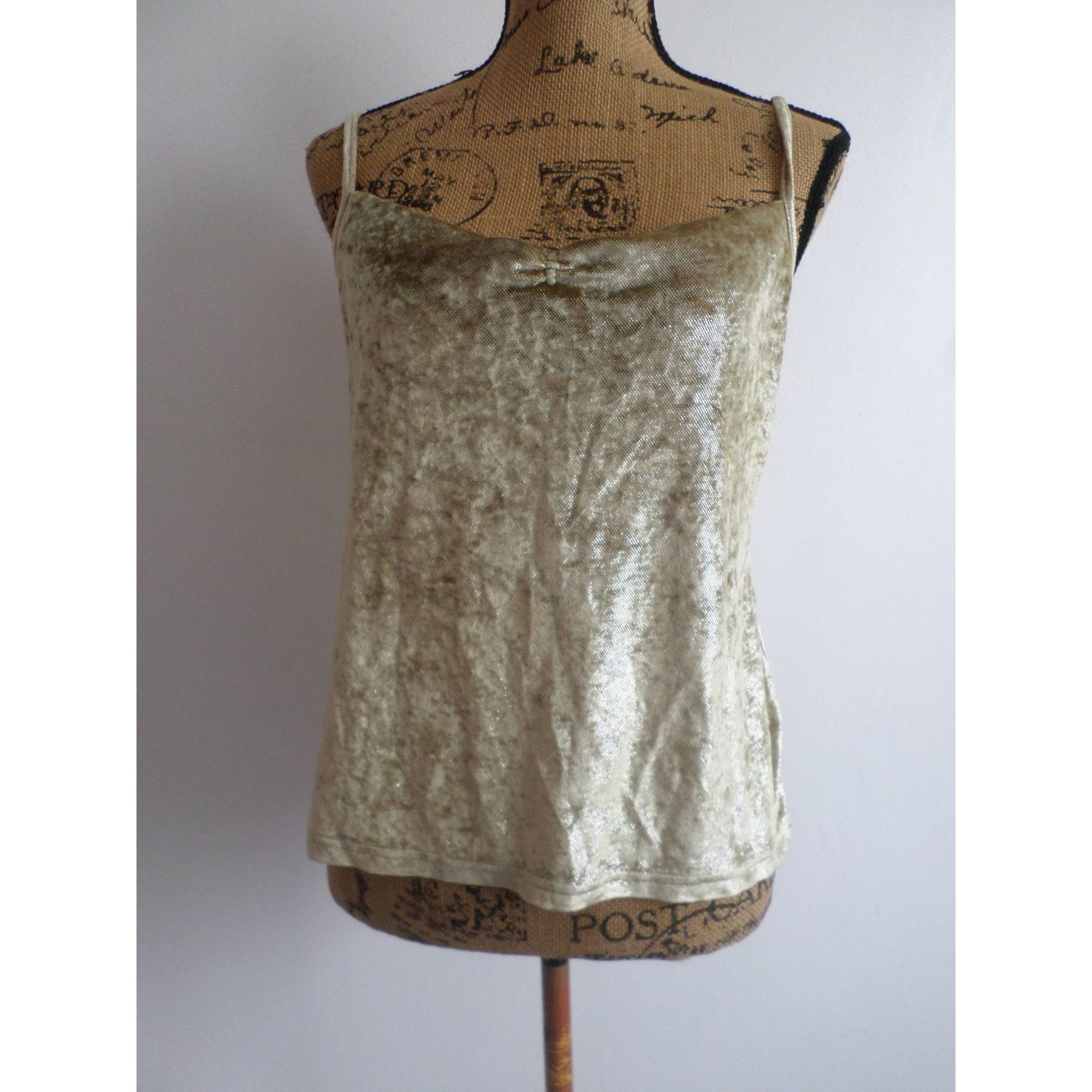 Top, tee-shirt 1.2.3 Doré, bronze, cuivre