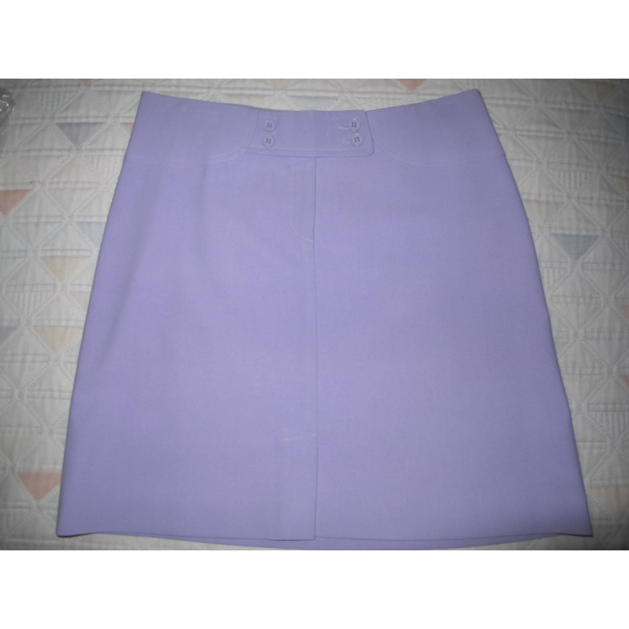 Jupe courte KOOKAI Violet, mauve, lavande