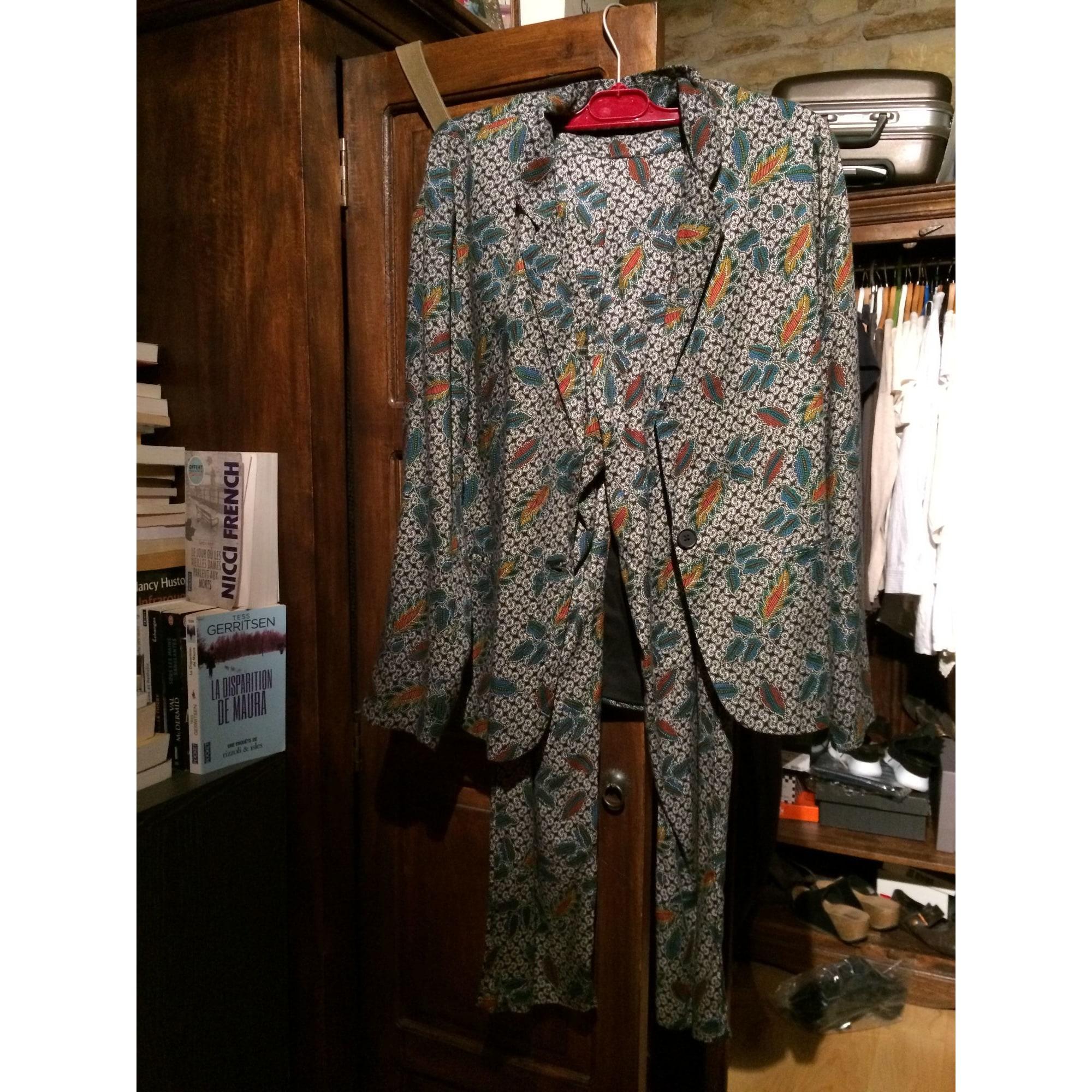 Tailleur pantalon MKT Multicouleur