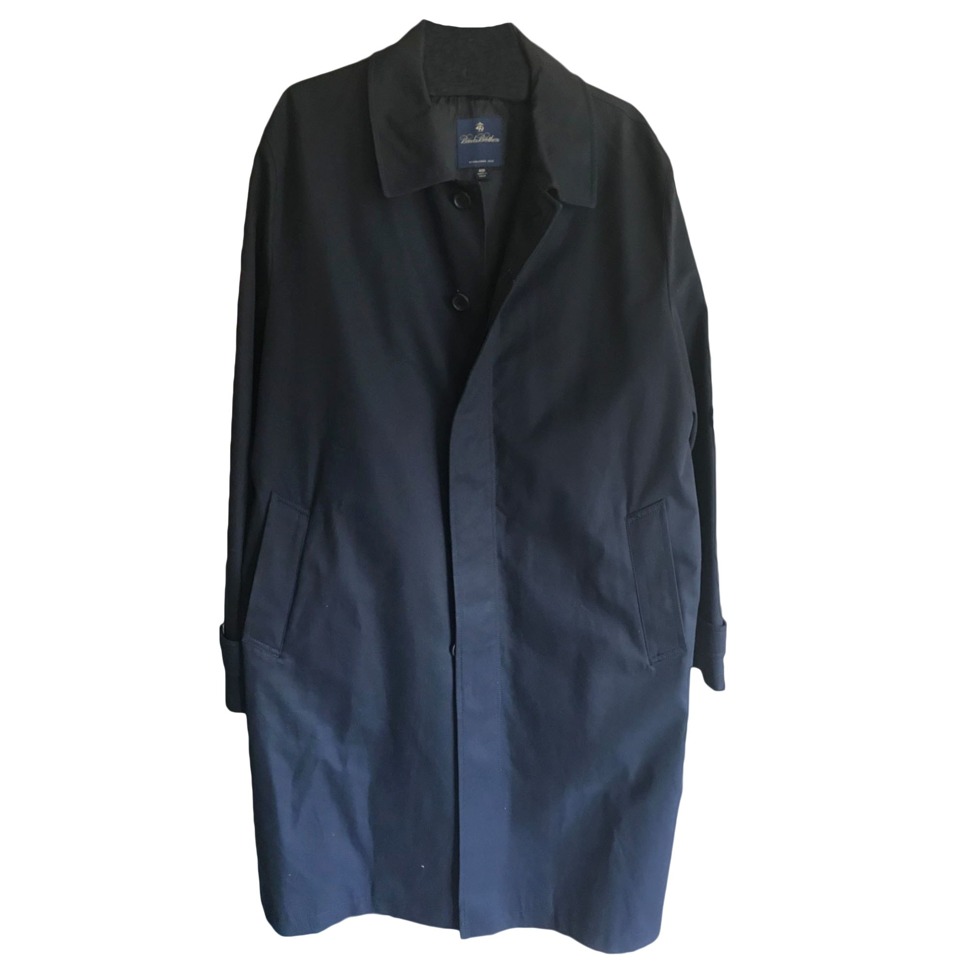 Imperméable, trench BROOKS BROTHERS Noir