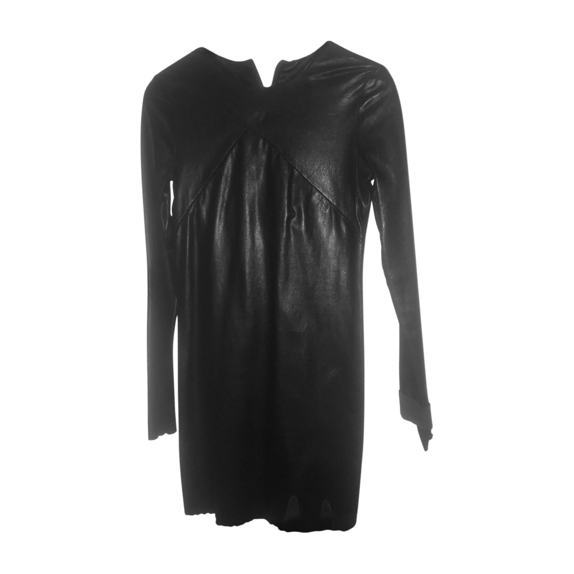 Robe mi-longue BARBARA BUI Noir