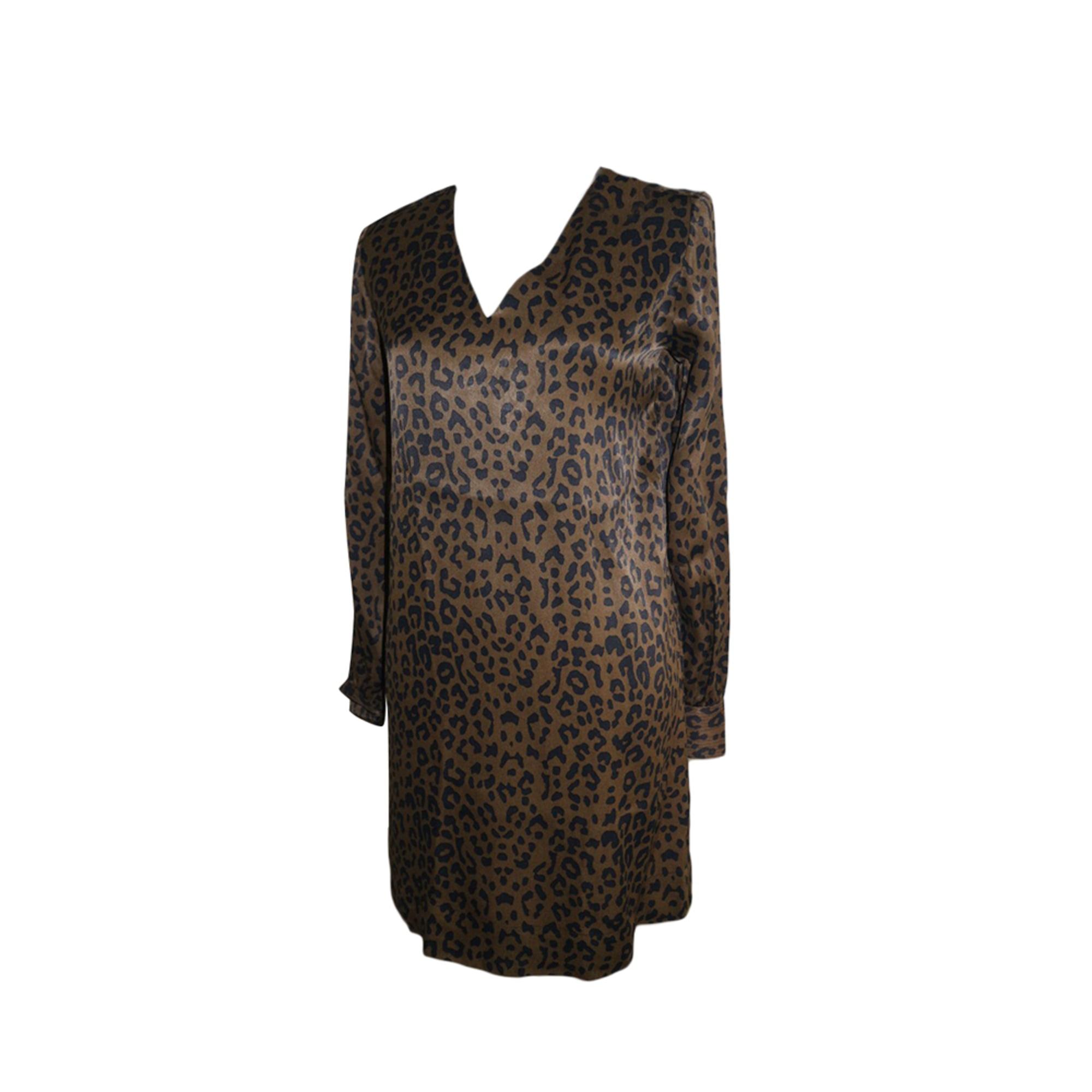 Robe tunique SWILDENS Imprimés animaliers
