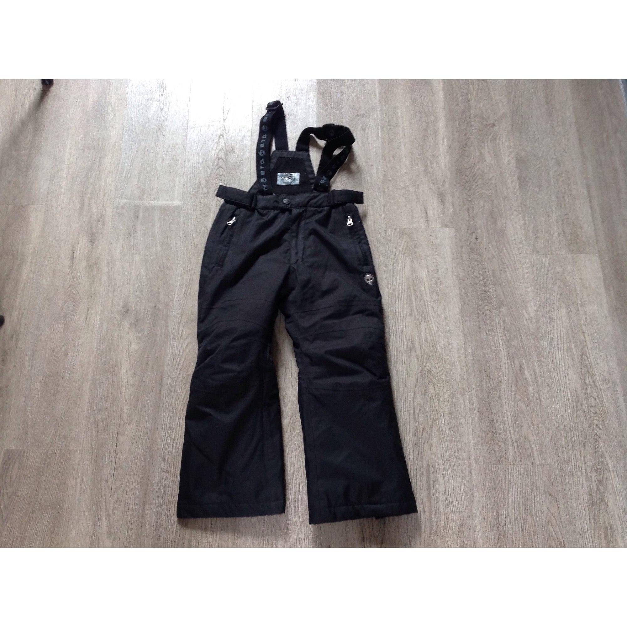Pantalon de ski BTG Noir