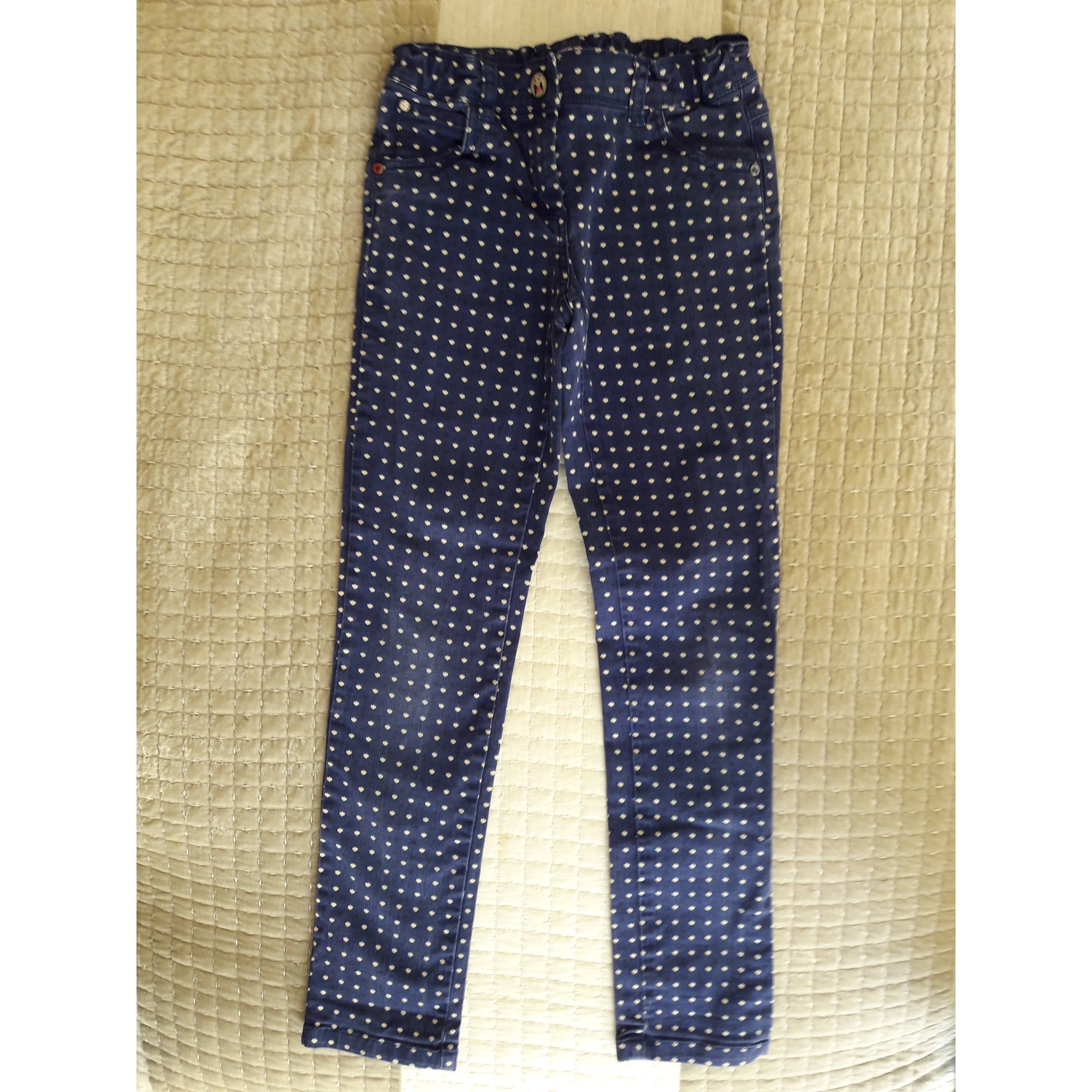 Pantalon DU PAREIL AU MÊME DPAM Bleu, bleu marine, bleu turquoise