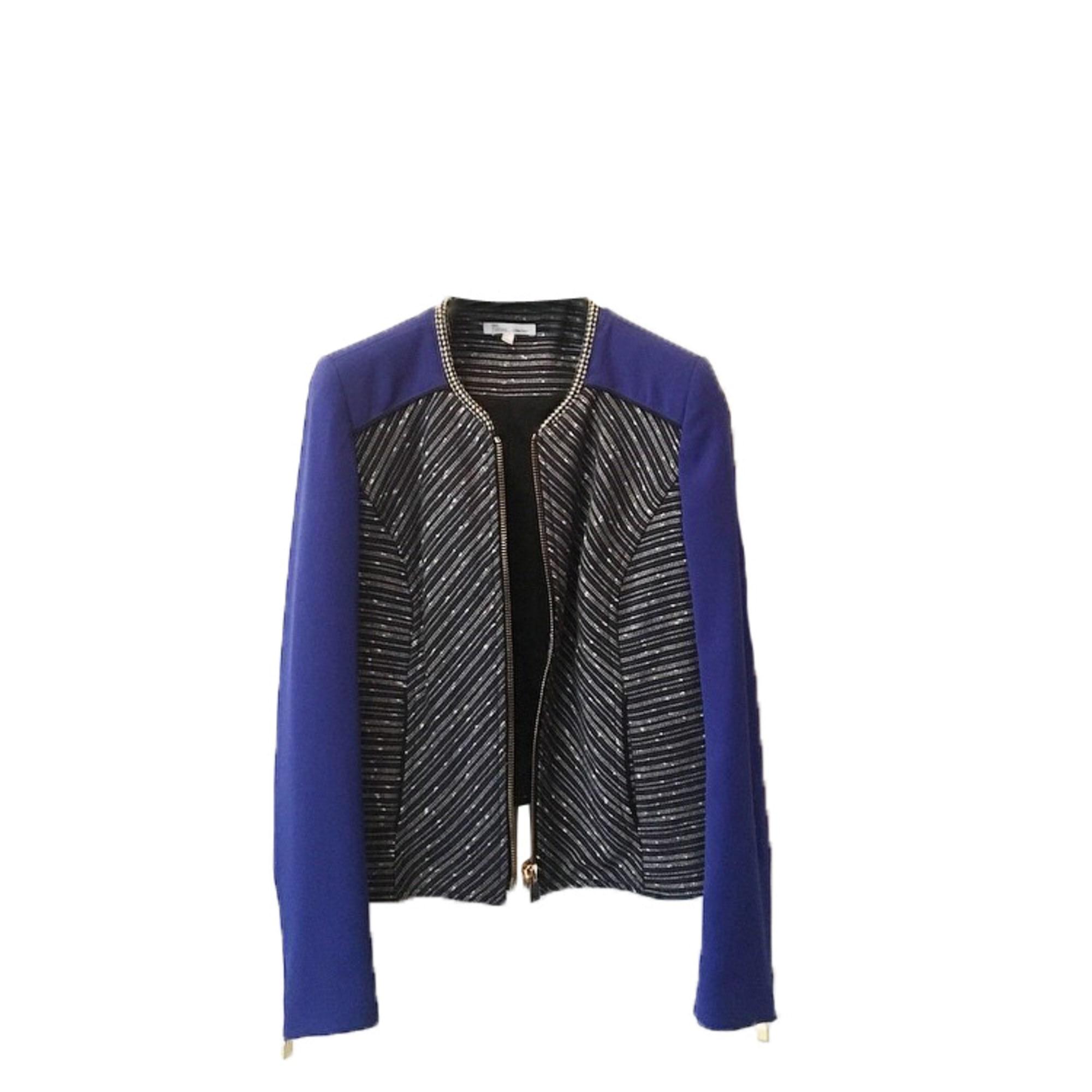 Blazer, veste tailleur LES PETITES... Bleu, bleu marine, bleu turquoise