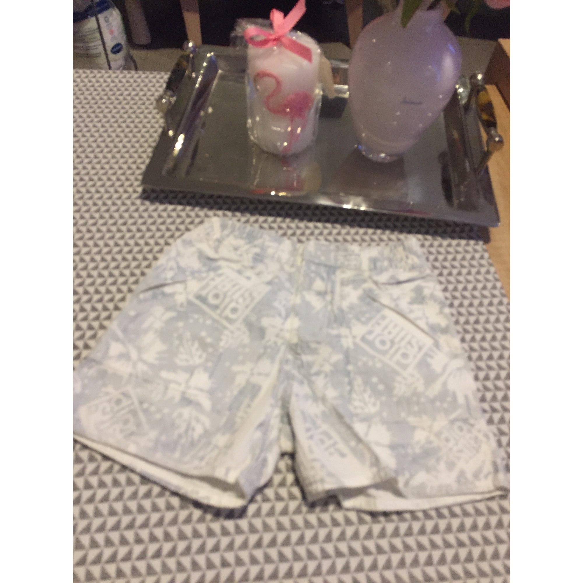 Shorts BABY DIOR Gray, charcoal