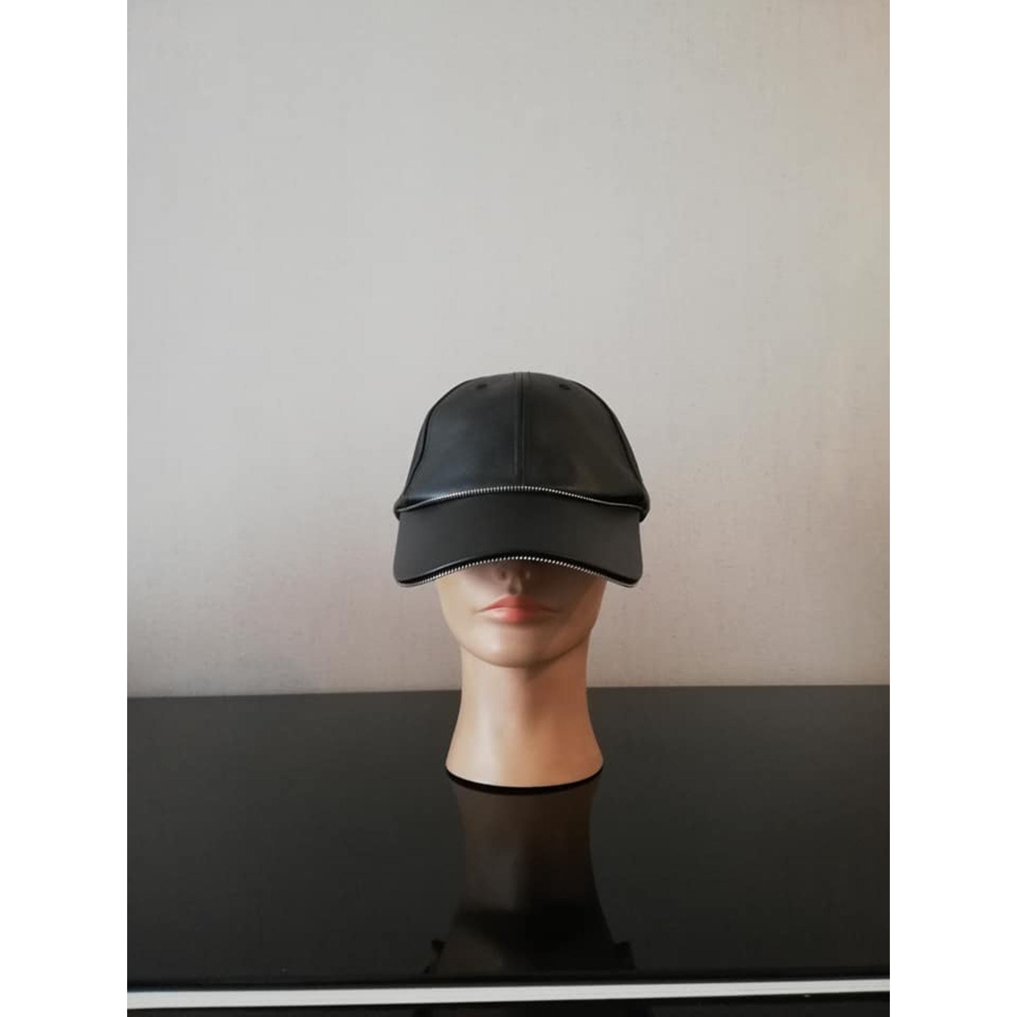 Casquette ZARA Noir