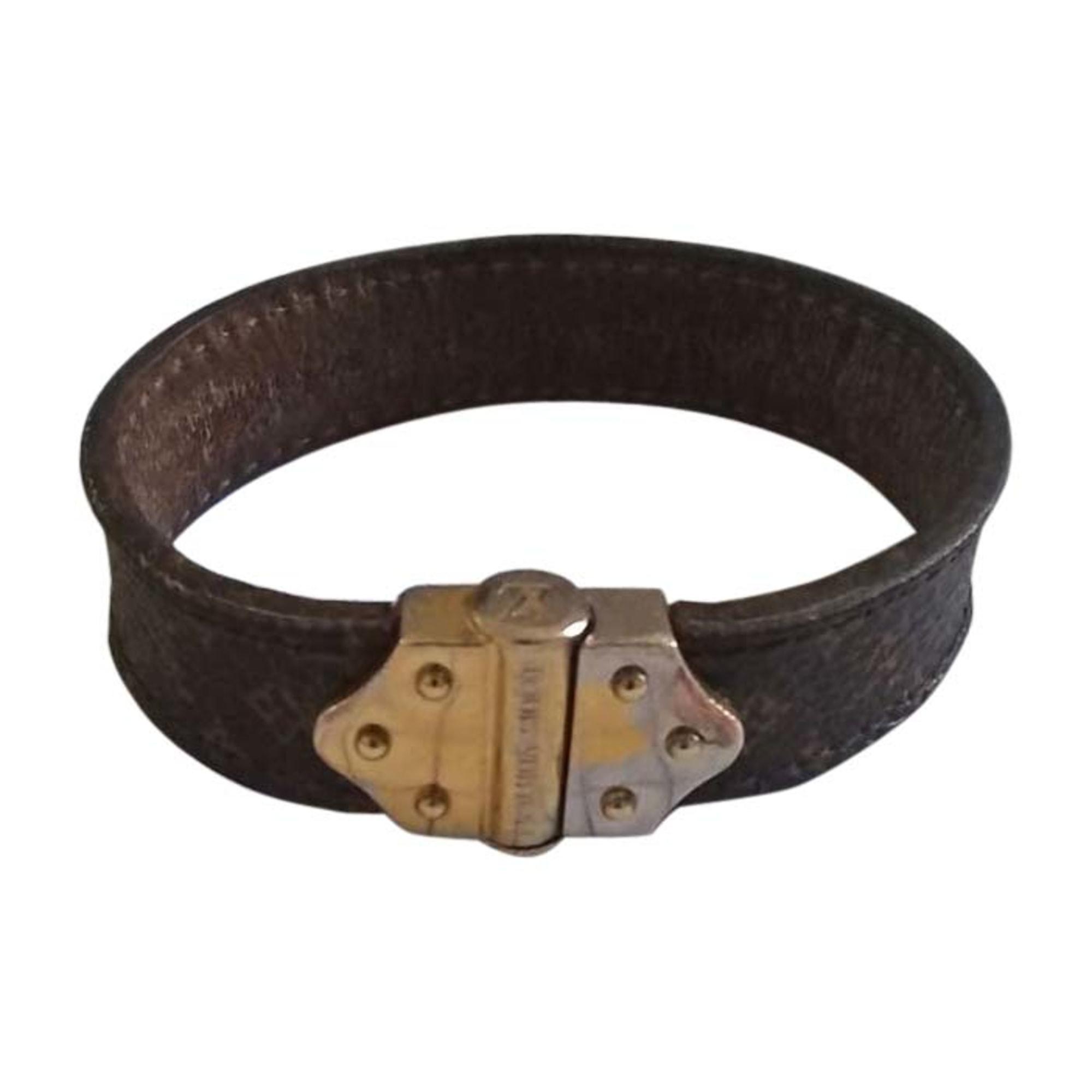 Bracelet LOUIS VUITTON Marron