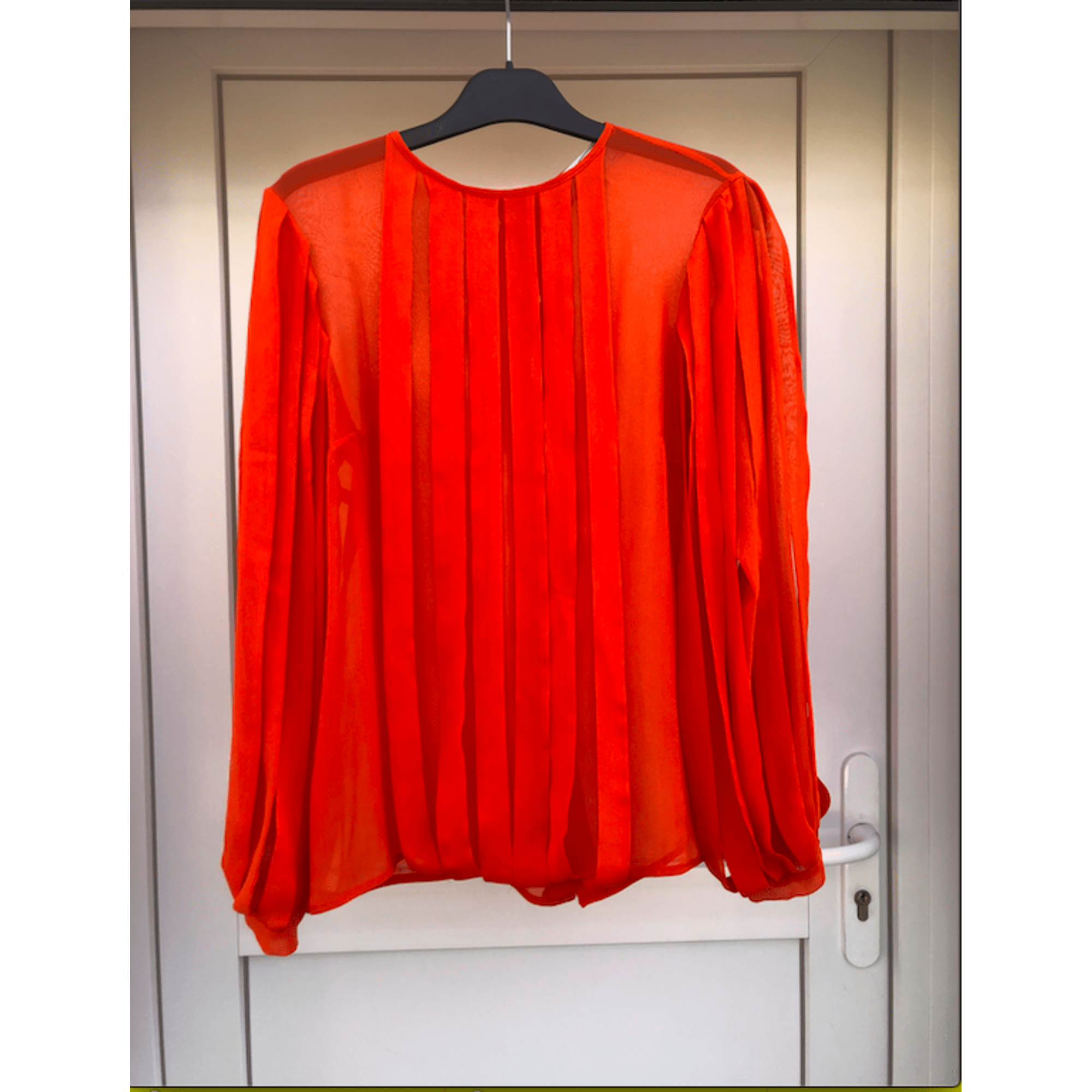 Blouse BELLE OF LONDON Orange