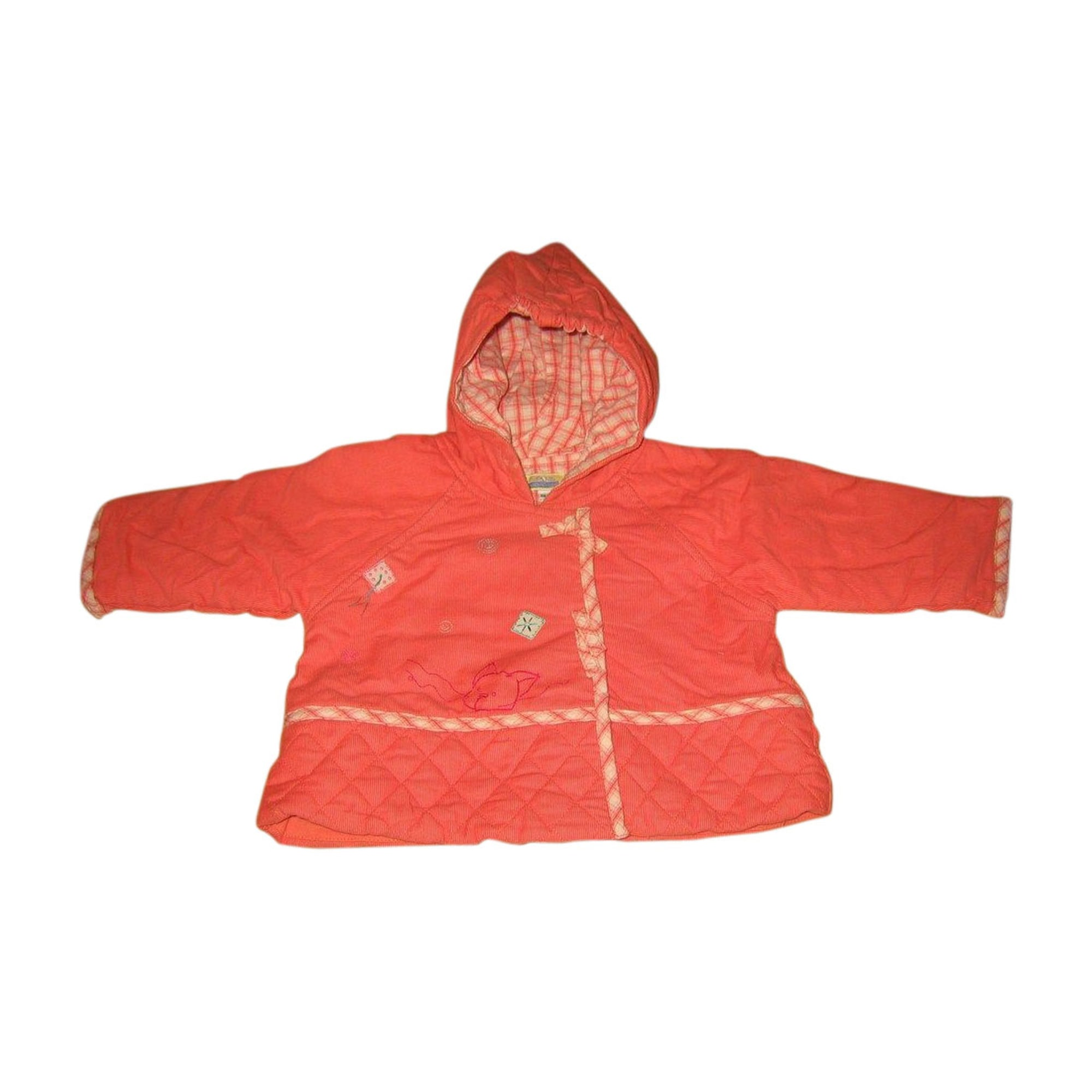 Manteau SERGENT MAJOR Orange