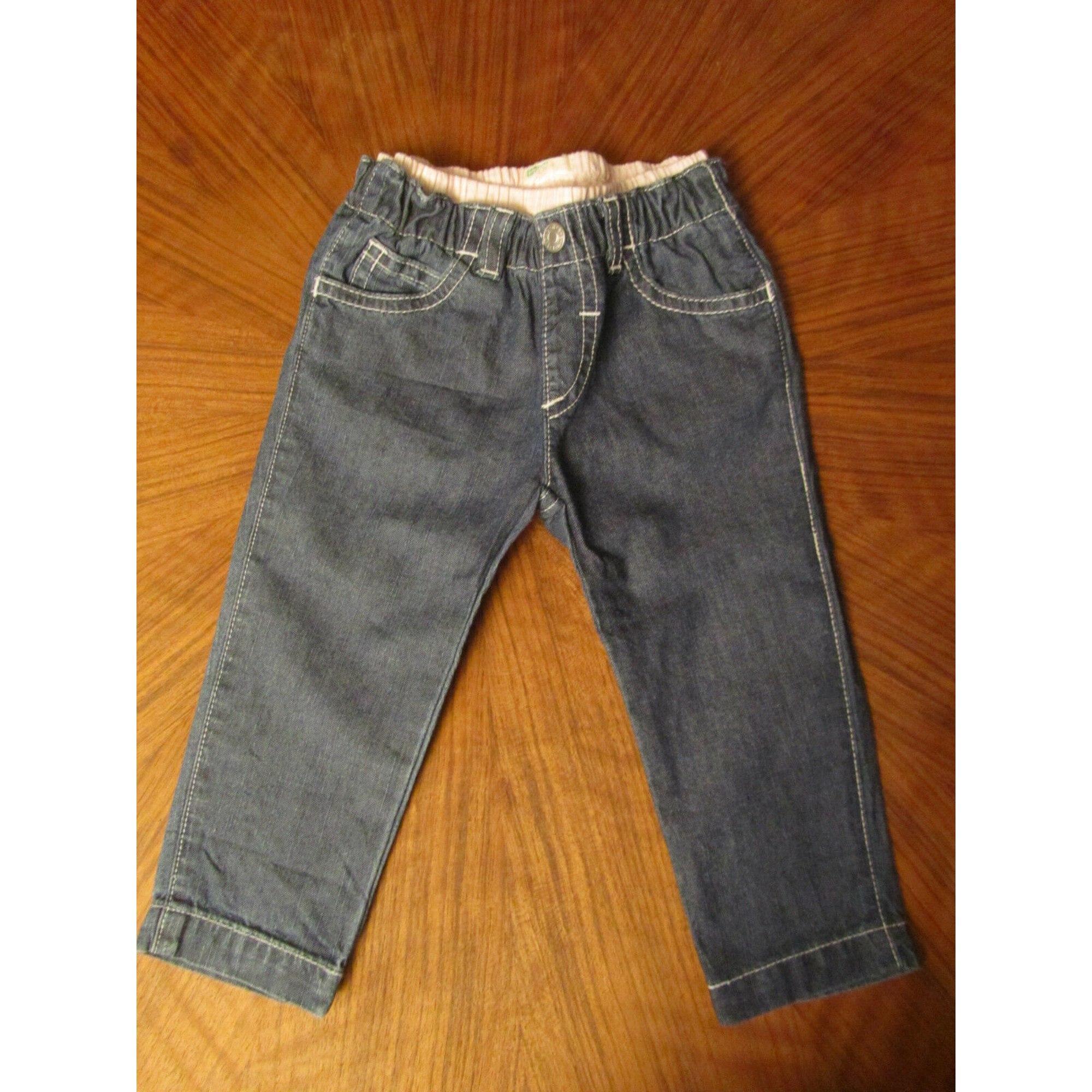Pantalon BENETTON BABY Bleu, bleu marine, bleu turquoise