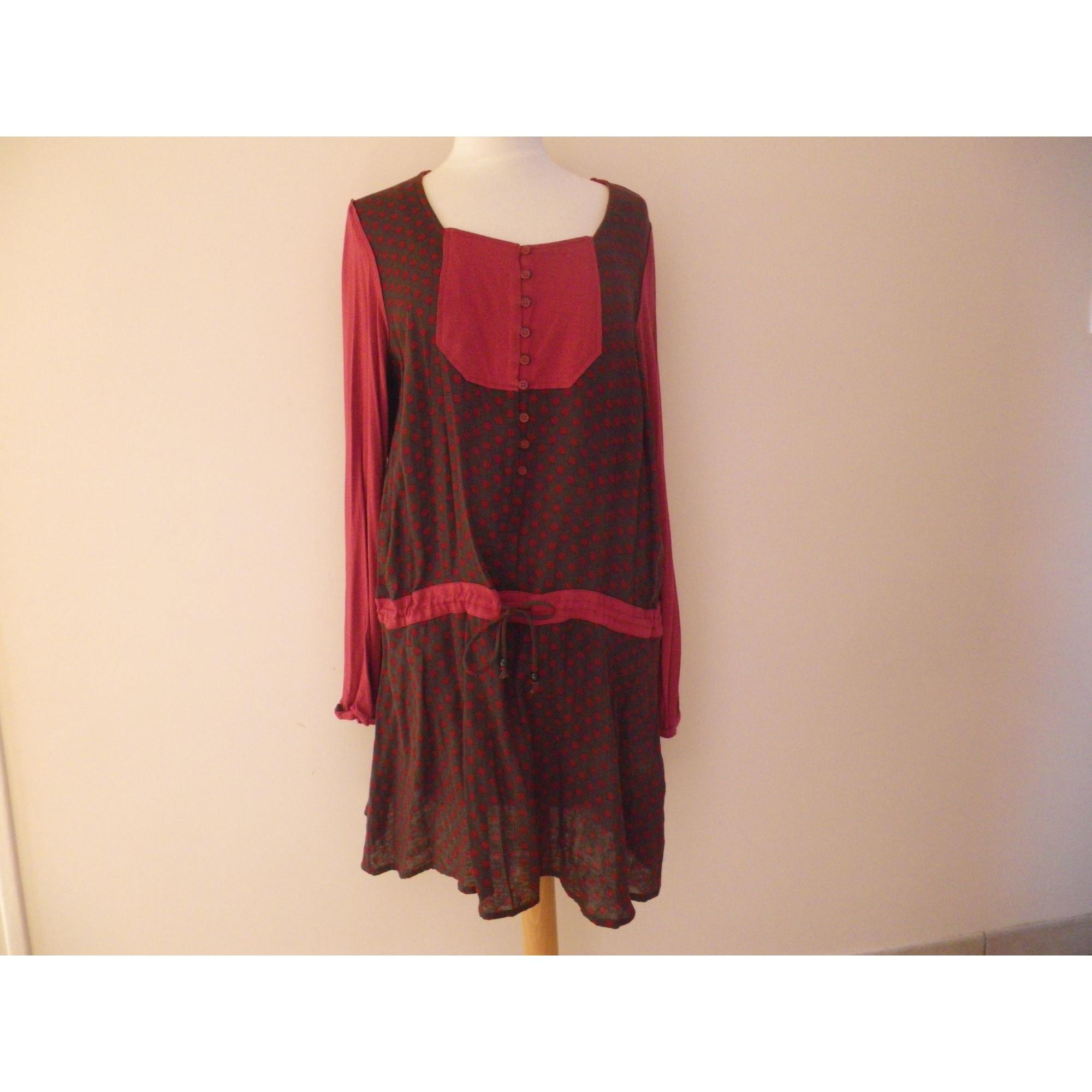 Robe courte SOLOLA Multicouleur