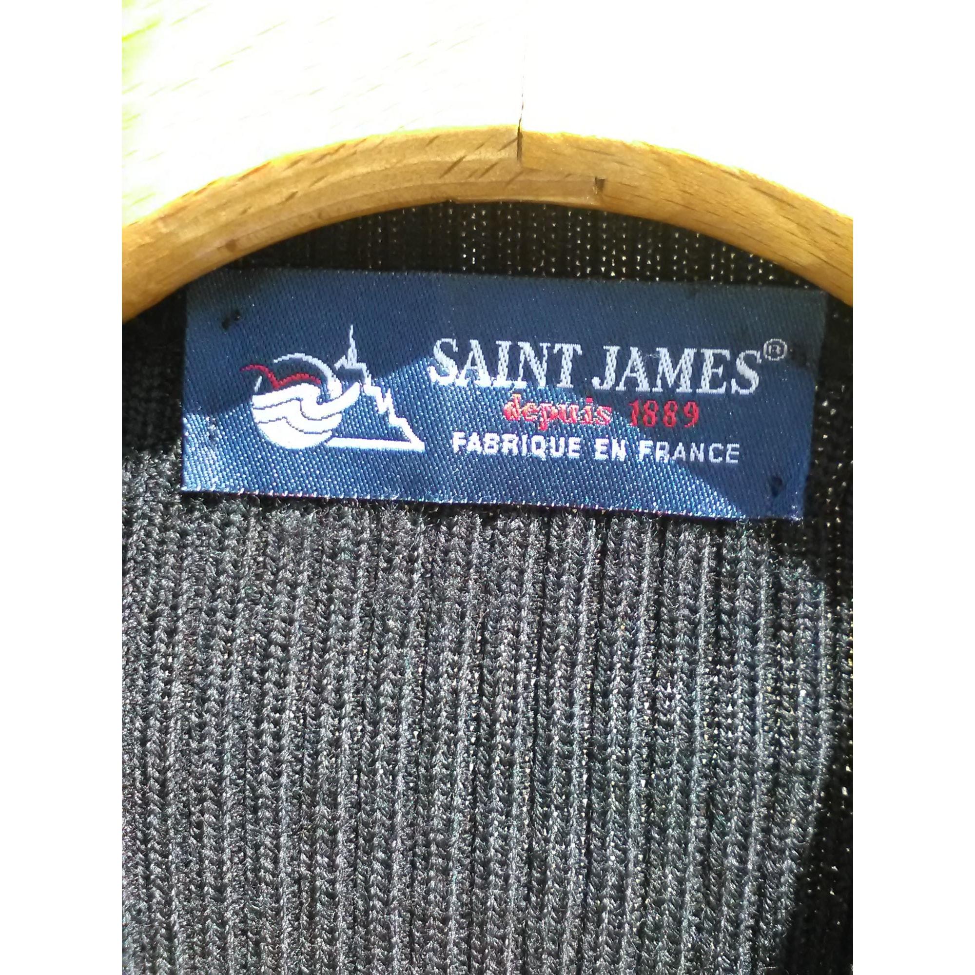 Pull ST JAMES Noir