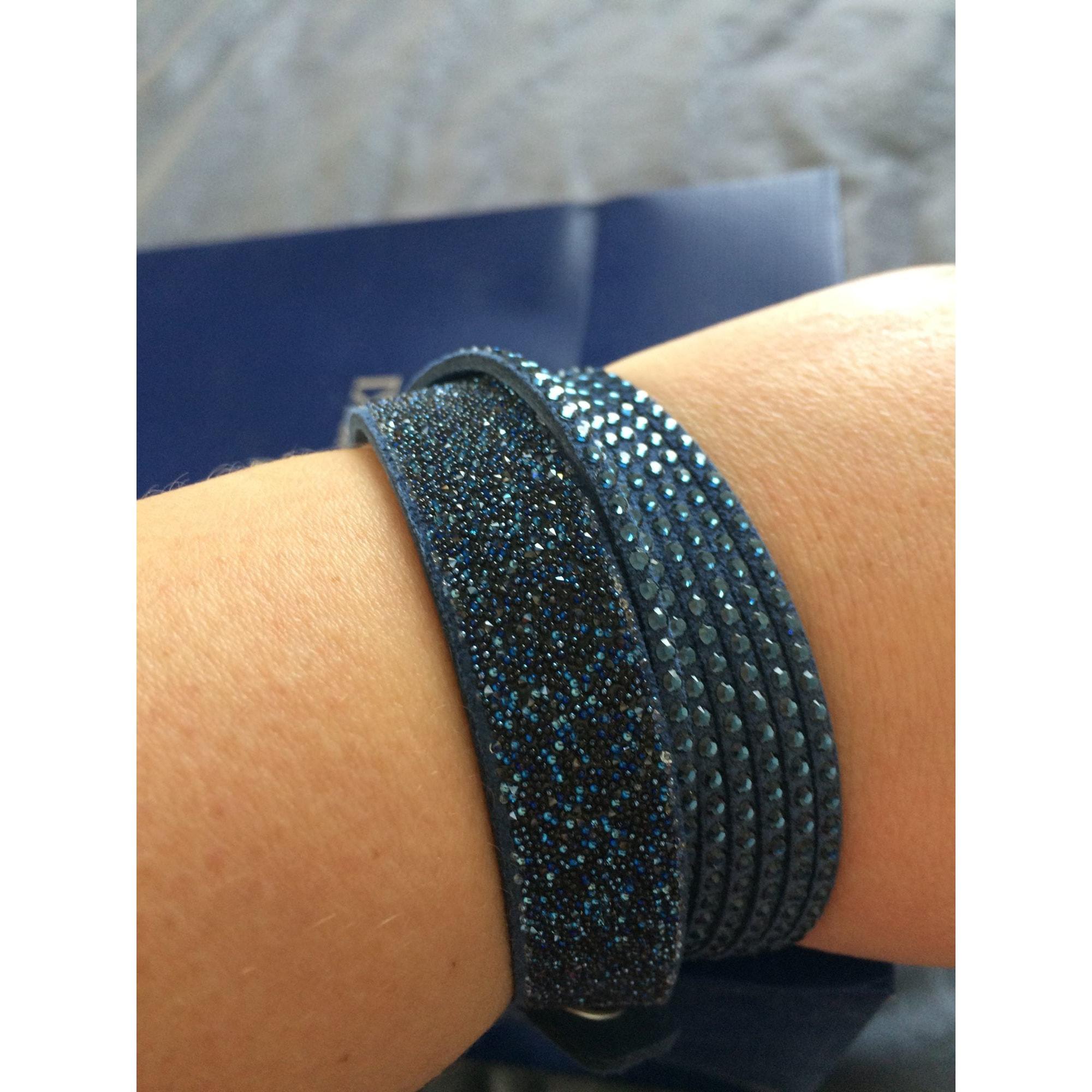 Bracelet SWAROVSKI Bleu, bleu marine, bleu turquoise