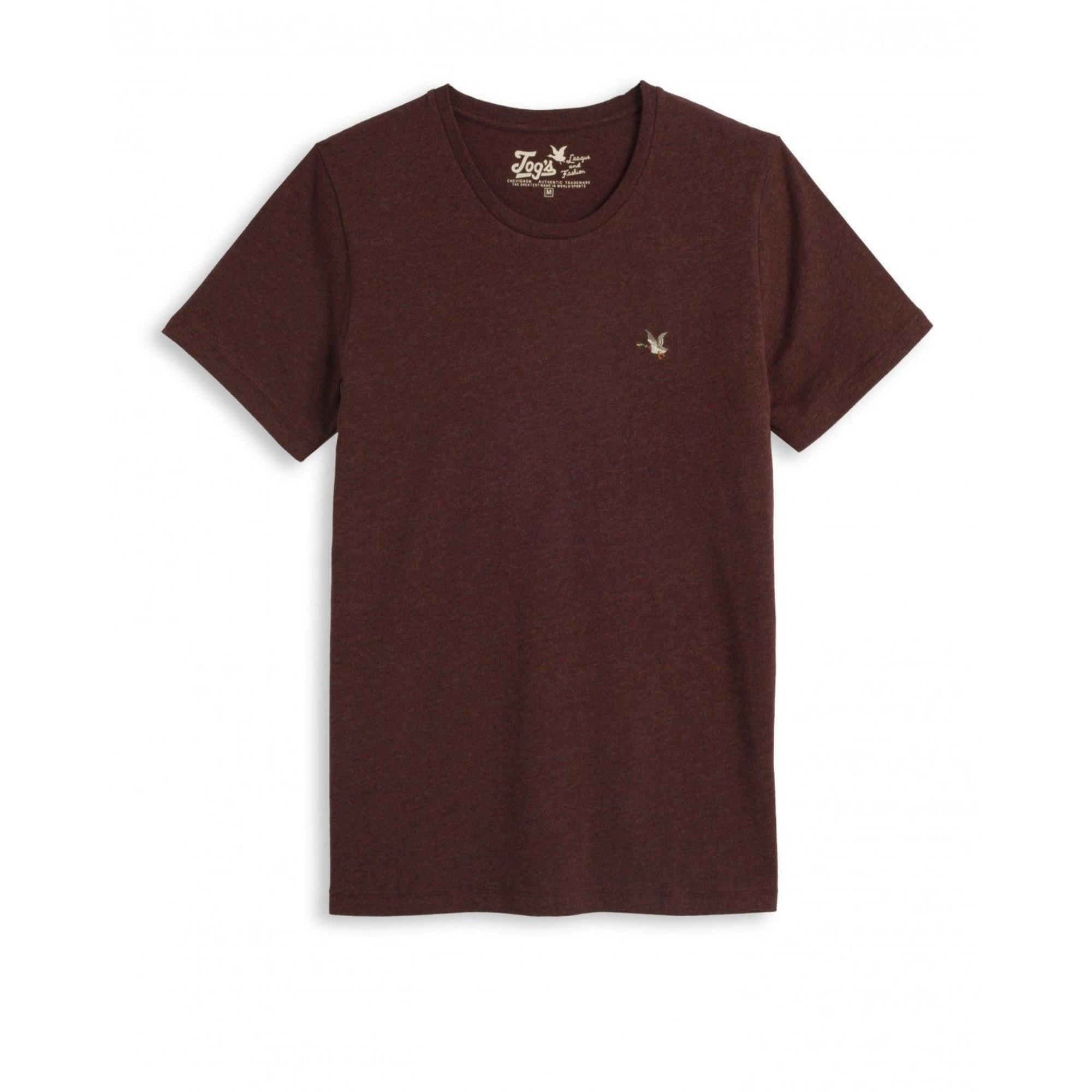 T-shirt CHEVIGNON Red, burgundy