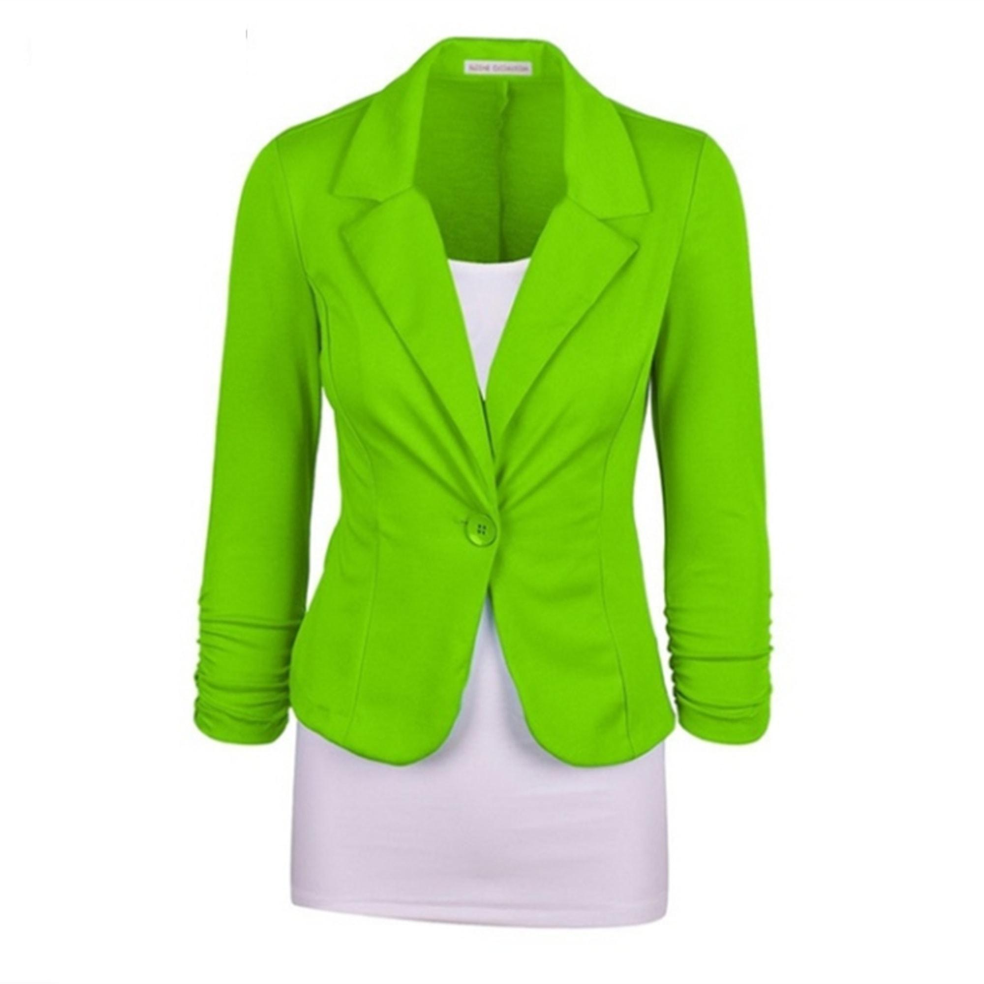 Blazer, veste tailleur CATCHYMARKET Vert