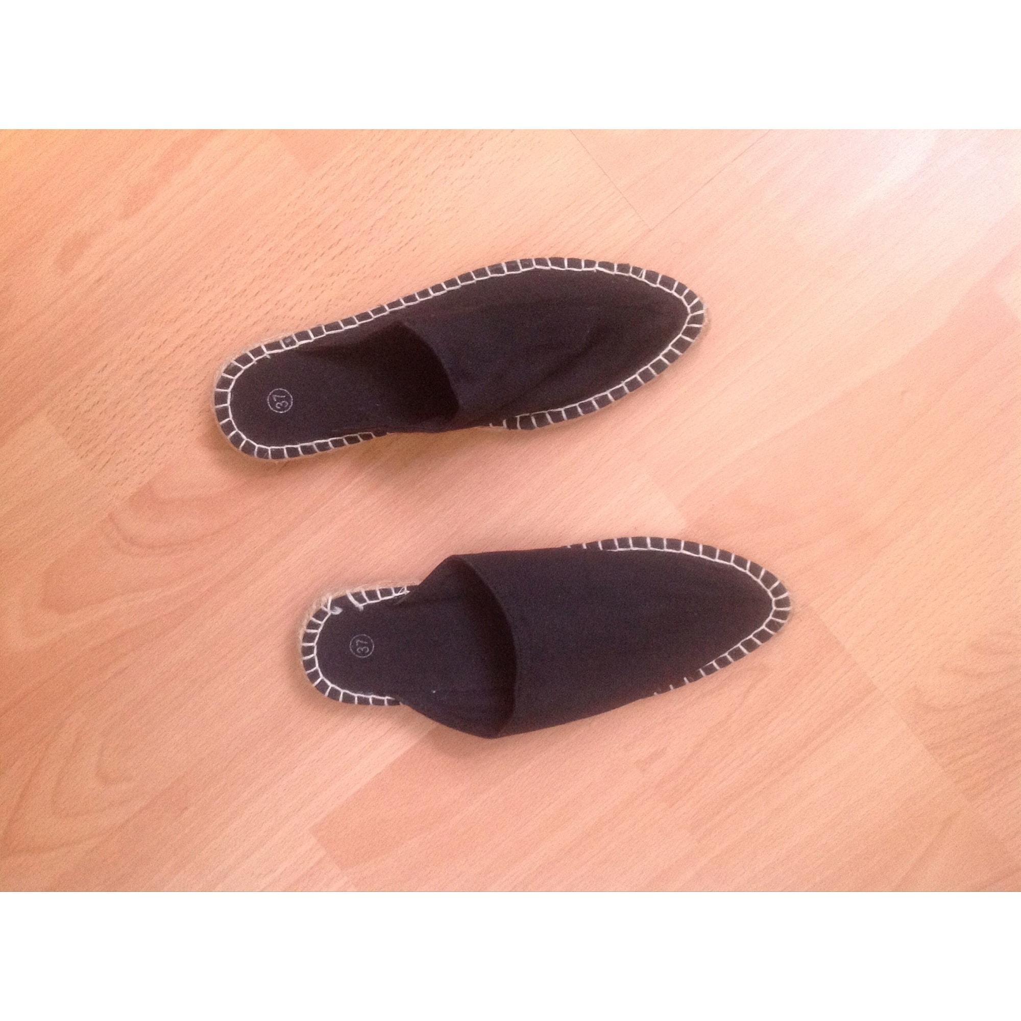 Chaussons & pantoufles MARQUE INCONNUE Noir